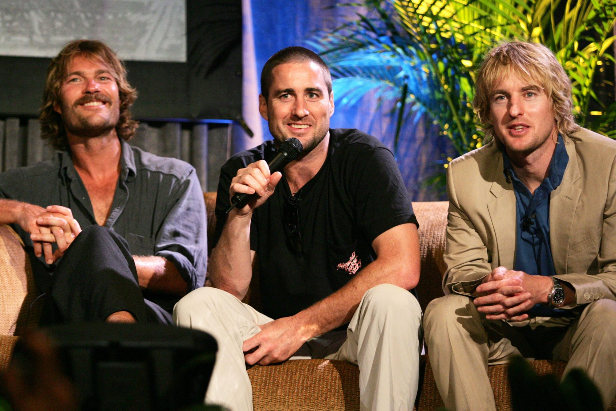 2005 Maui Film Festival - Tribute to the Wilson Brothers