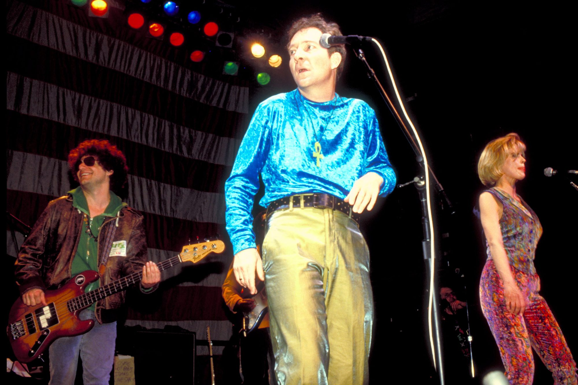 B-52s in Concert at Ritz - 1992