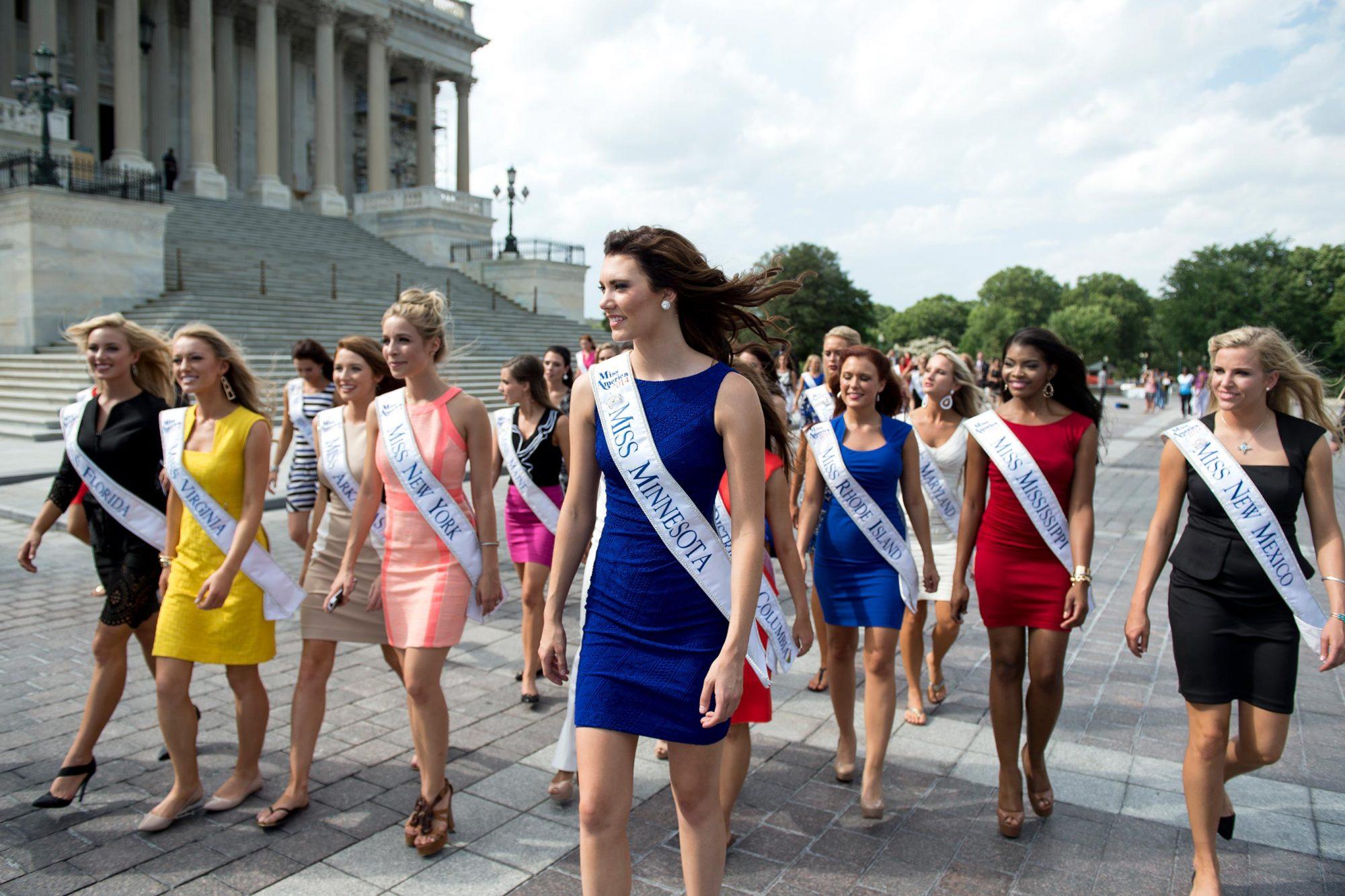 Miss America Capitol Tour