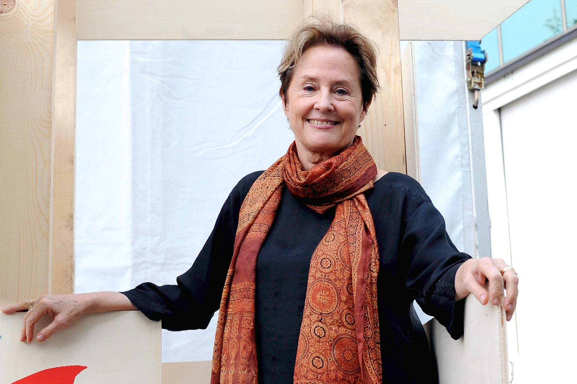 Alice Waters Portrait Session