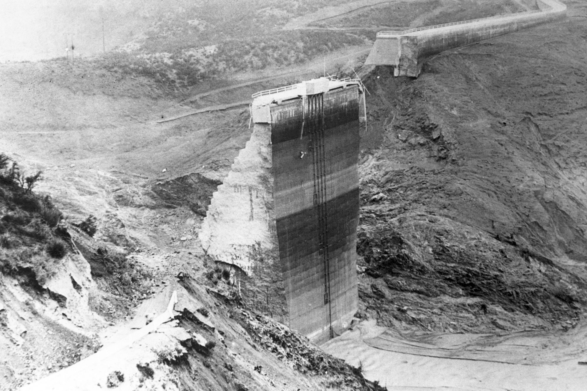 St. Francis Dam Collapse