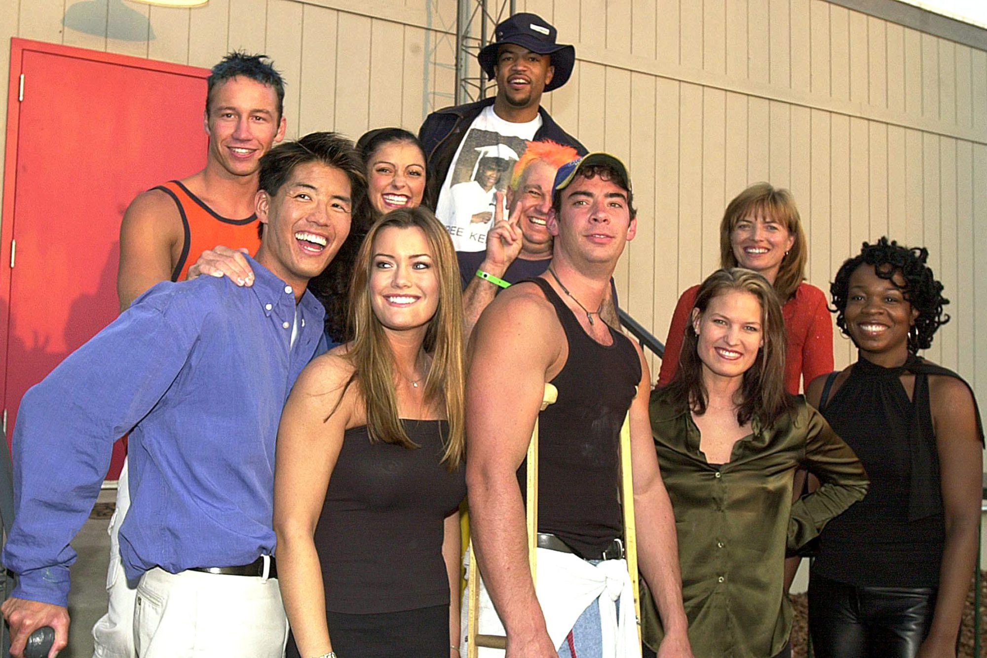 "US first place winner of ""Big Brother"" reality tel"