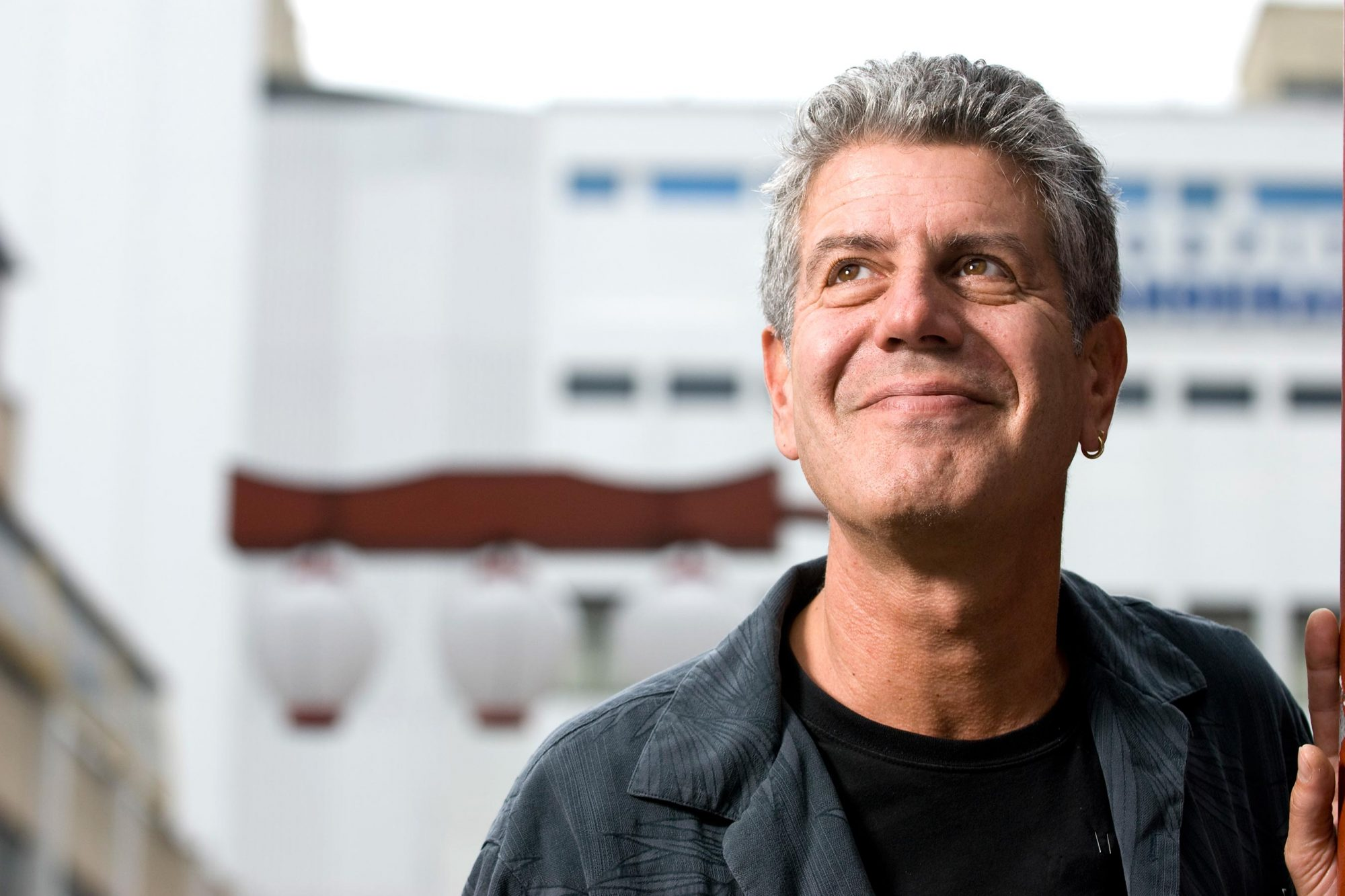 Brazil - Food - American Chef Anthony Bourdain