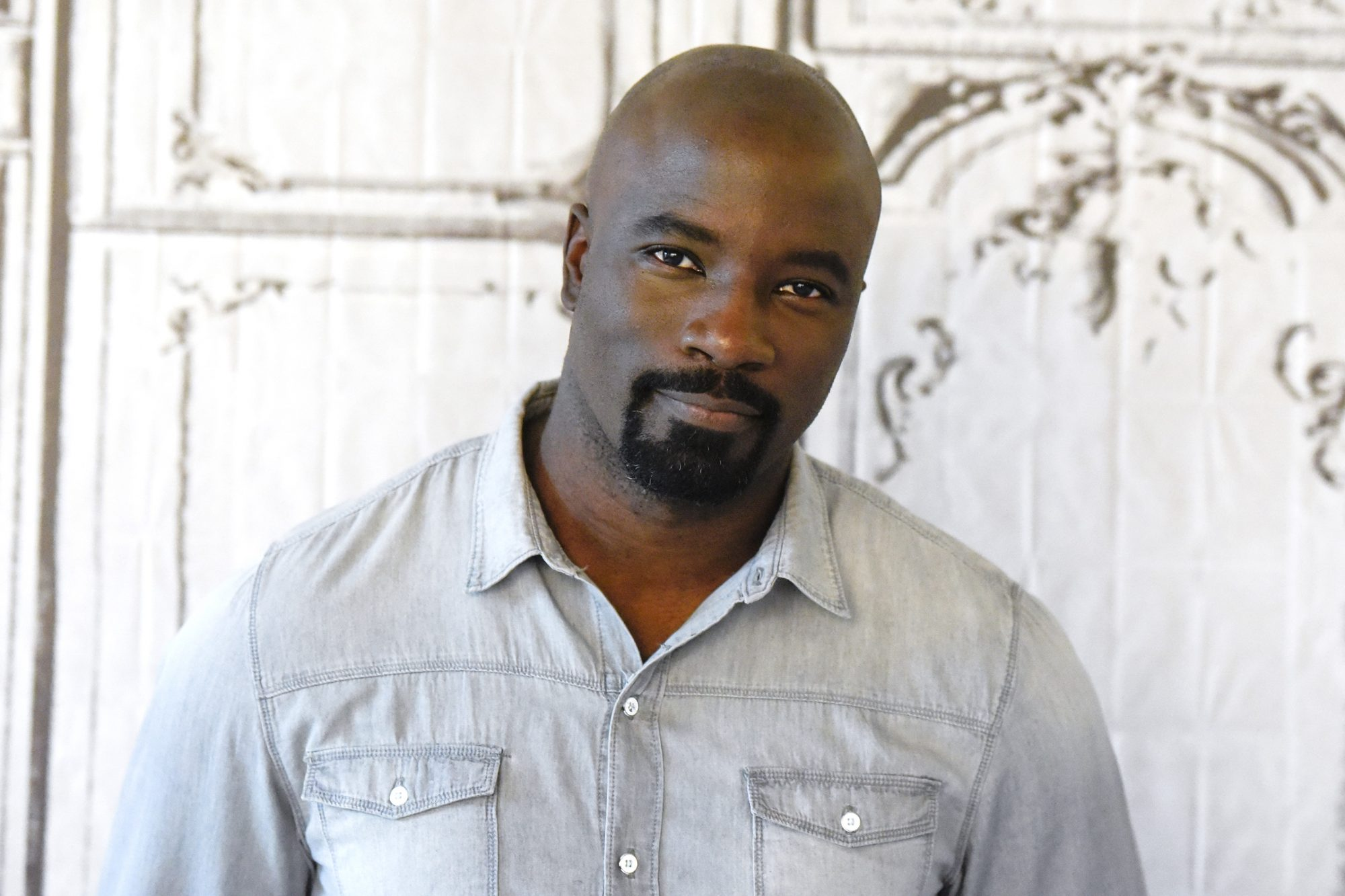 "The Build Series Presents Mike Colter Discussing His New Show ""Luke Cage"""