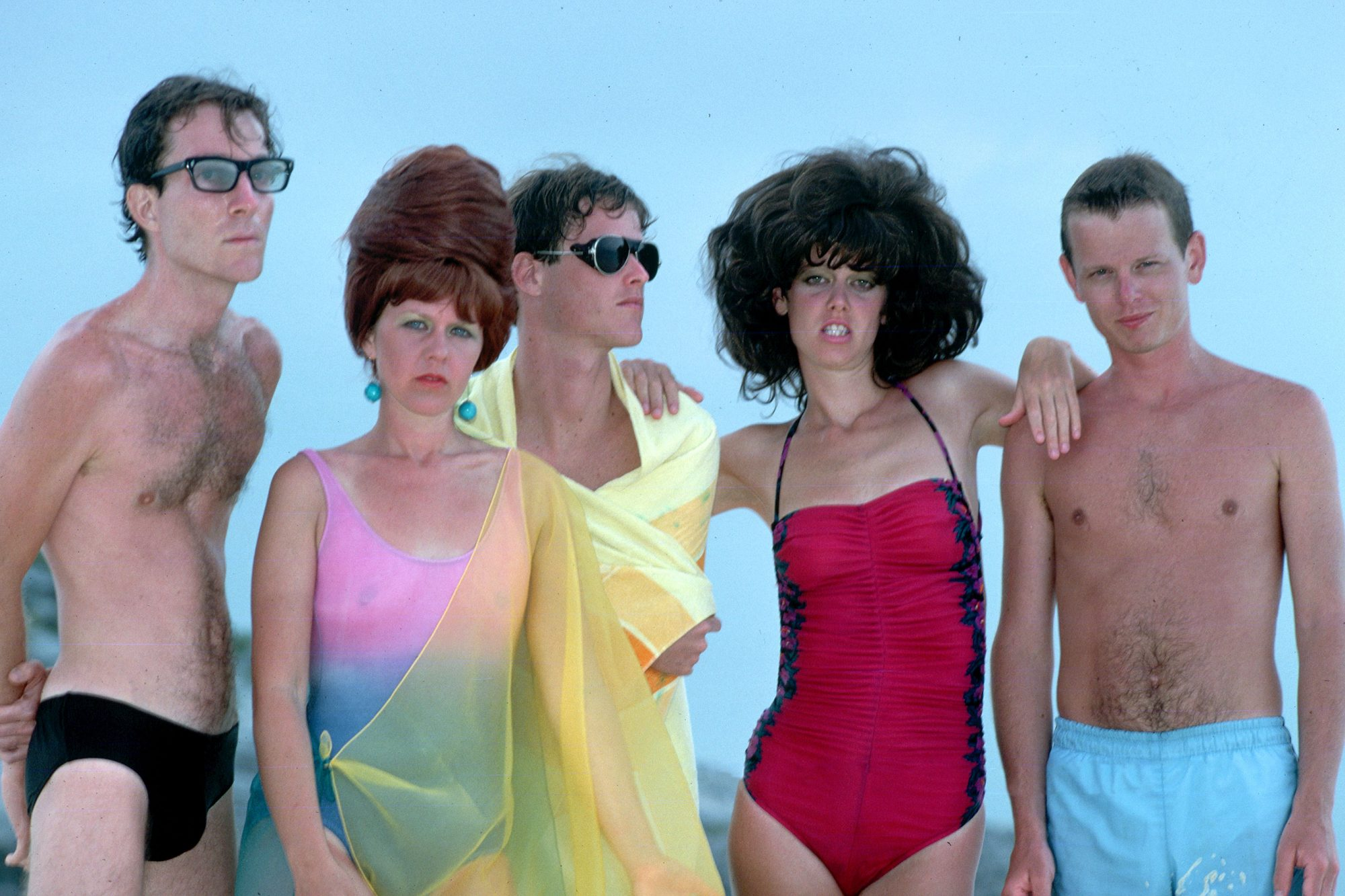 The B-52s in Bathing Suits