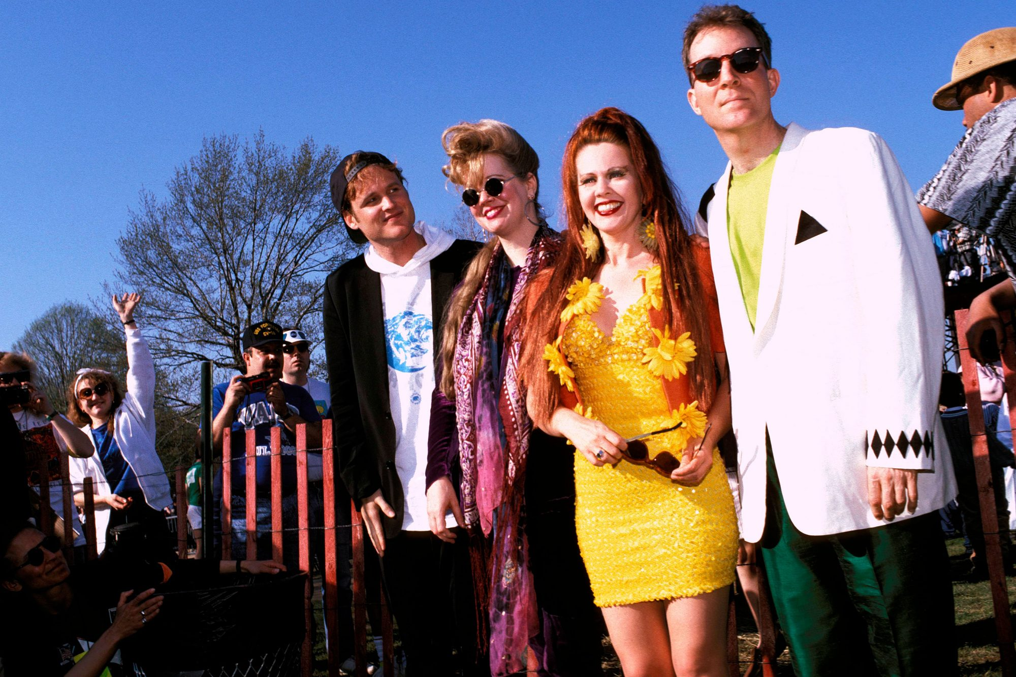 Photo of B-52's and B52'S