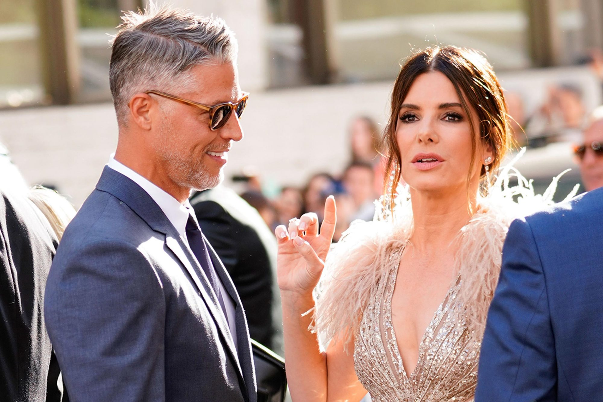Celebrity Sightings in New York City - June 5, 2018
