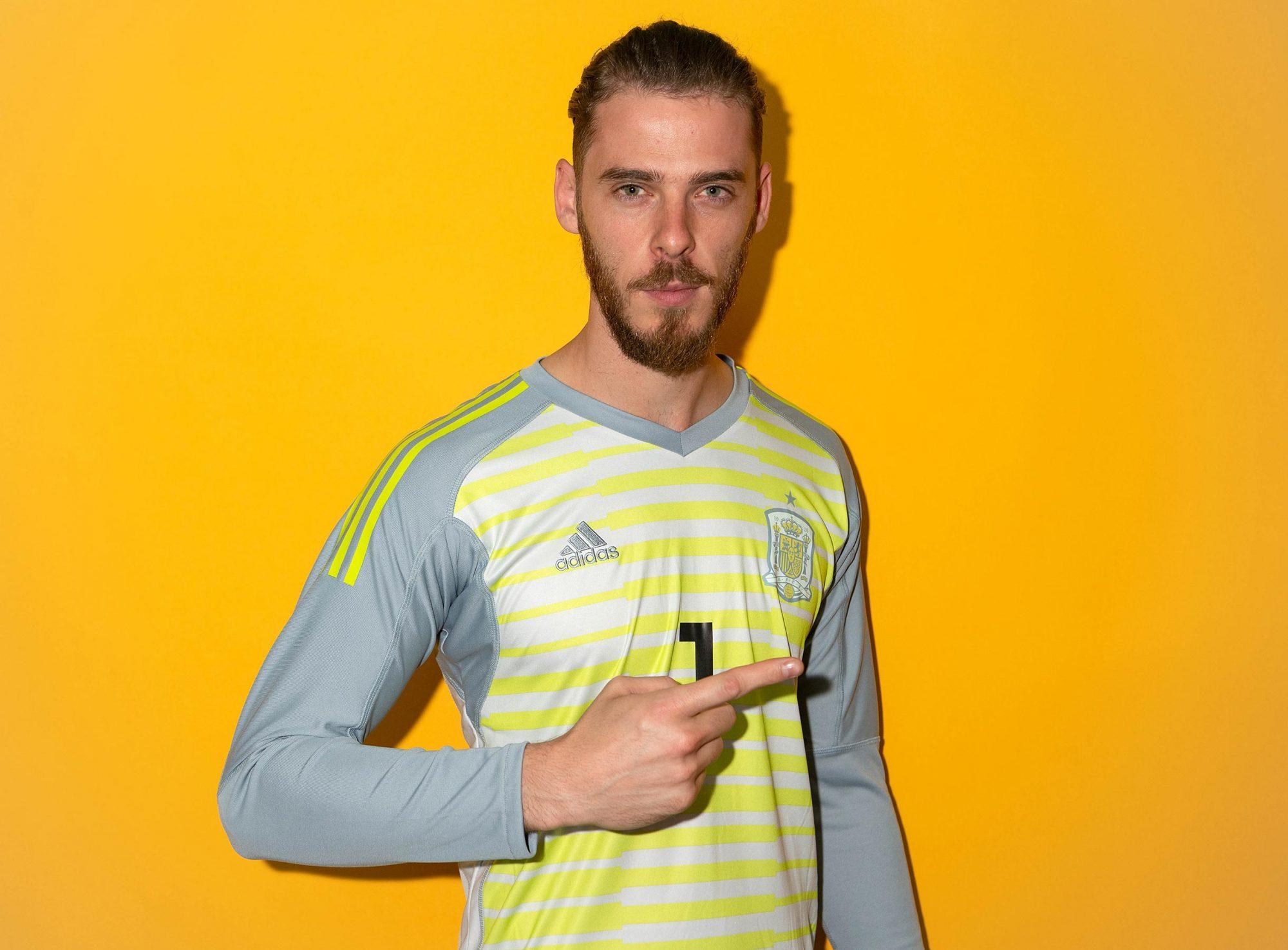 Spain Portraits - 2018 FIFA World Cup Russia