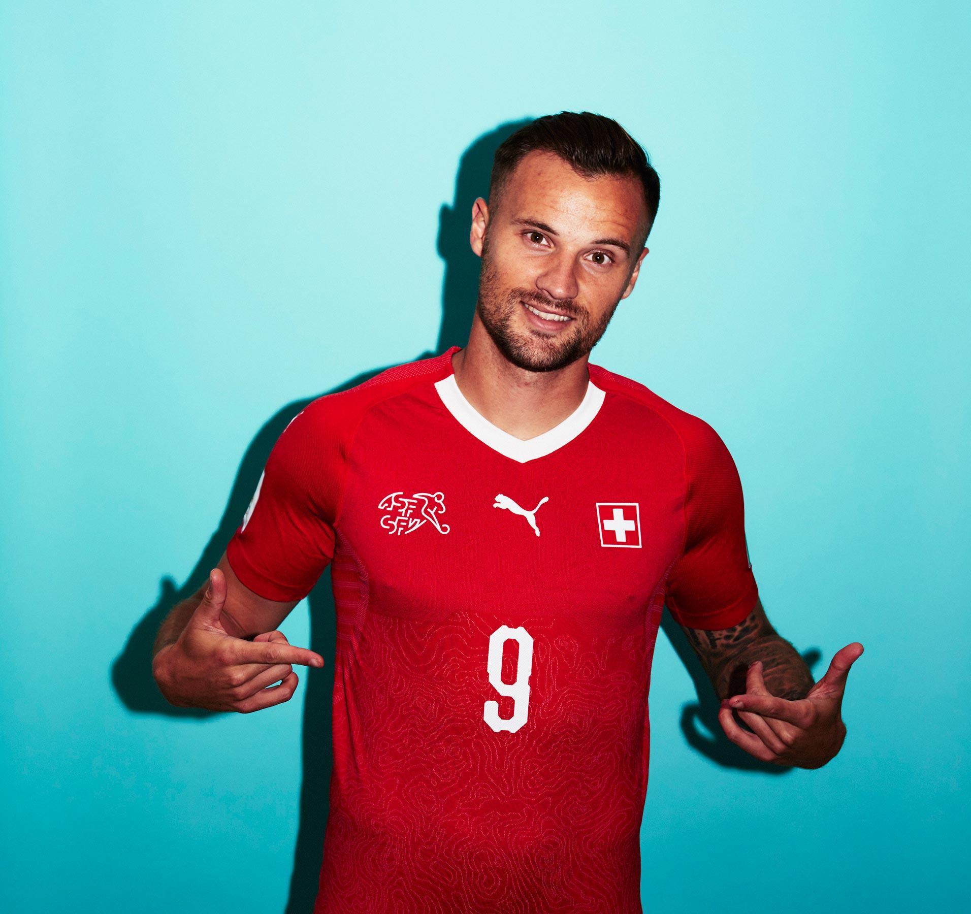 Switzerland Portraits - 2018 FIFA World Cup Russia