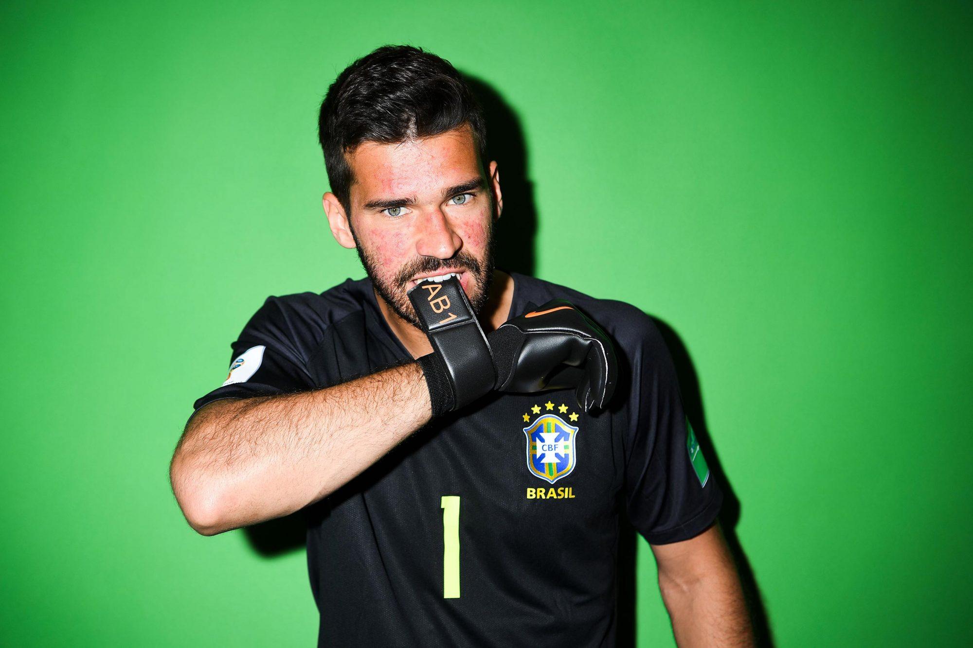 Brazil Portraits - 2018 FIFA World Cup Russia