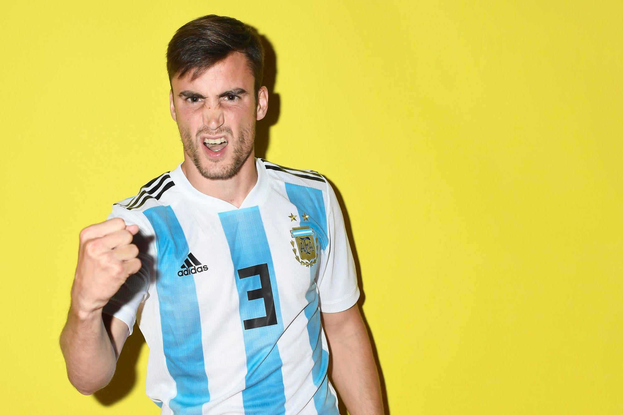 Argentina Portraits - 2018 FIFA World Cup Russia