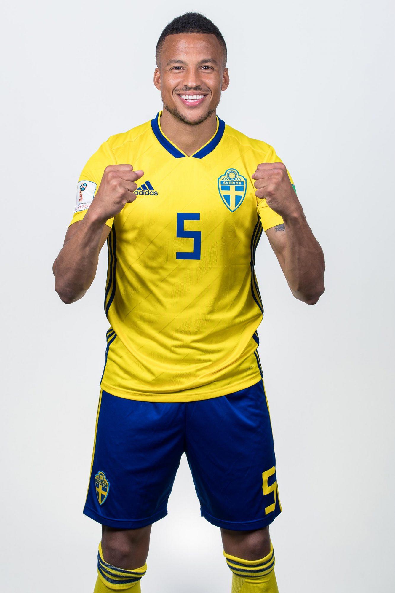 Sweden Portraits - 2018 FIFA World Cup Russia