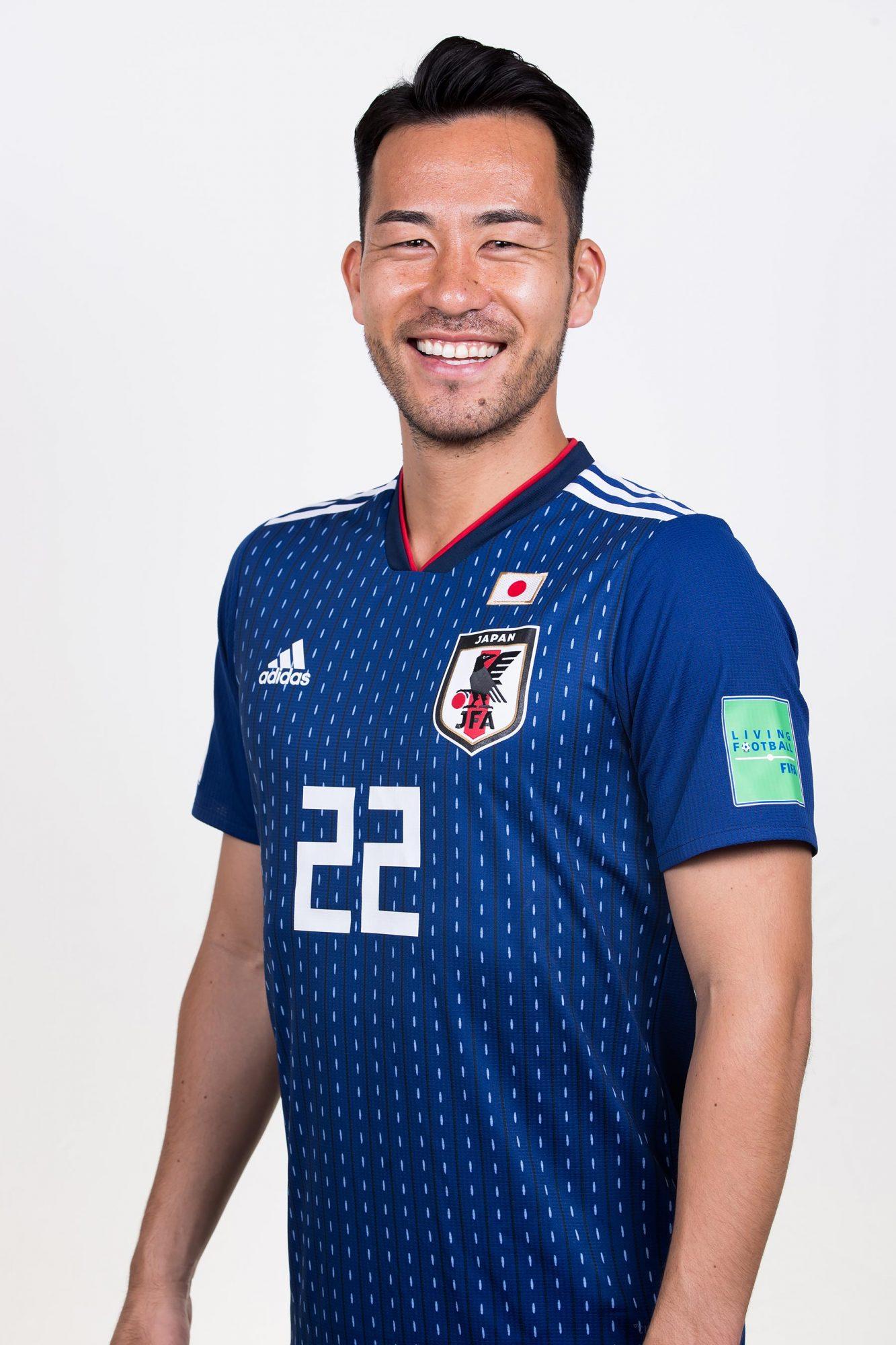 Japan Portraits - 2018 FIFA World Cup Russia