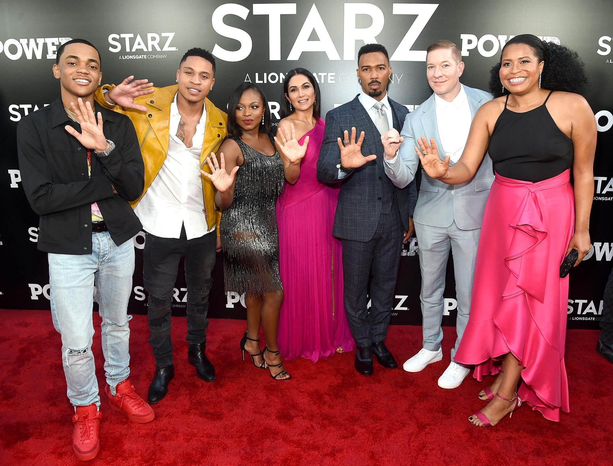 "Starz ""Power"" The Fifth Season NYC Red Carpet Premiere Event & After Party"