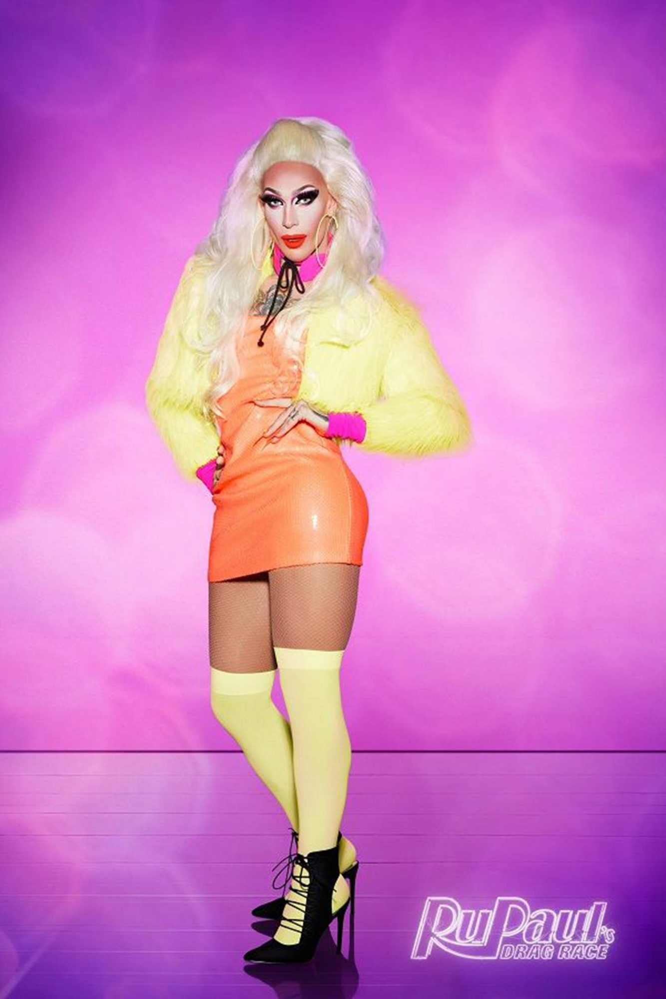 RuPaul Drag Race -- Pictured: KAMERON CR: VH1