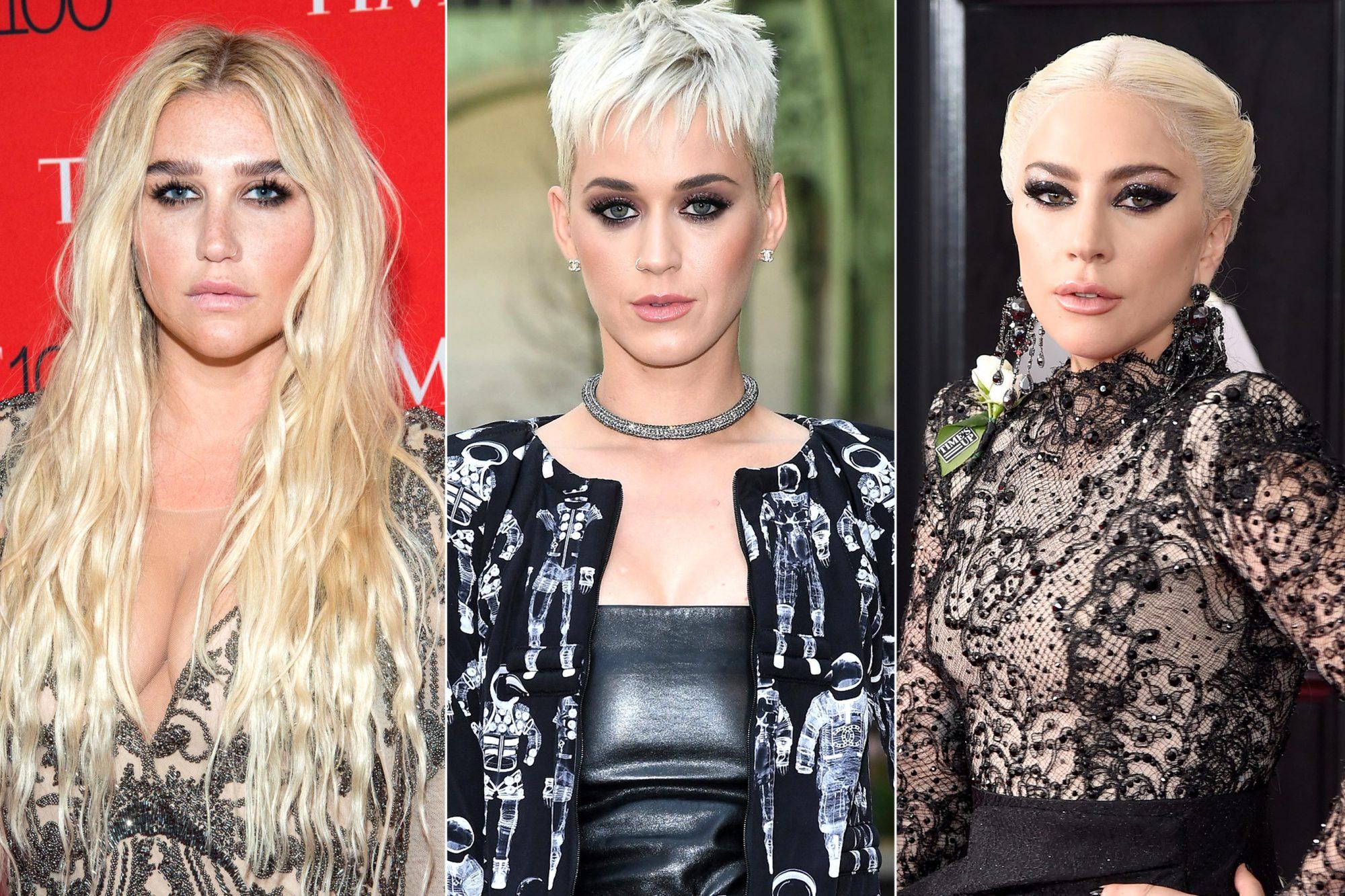 Kesha-Katy-Perry-Lady-Gaga