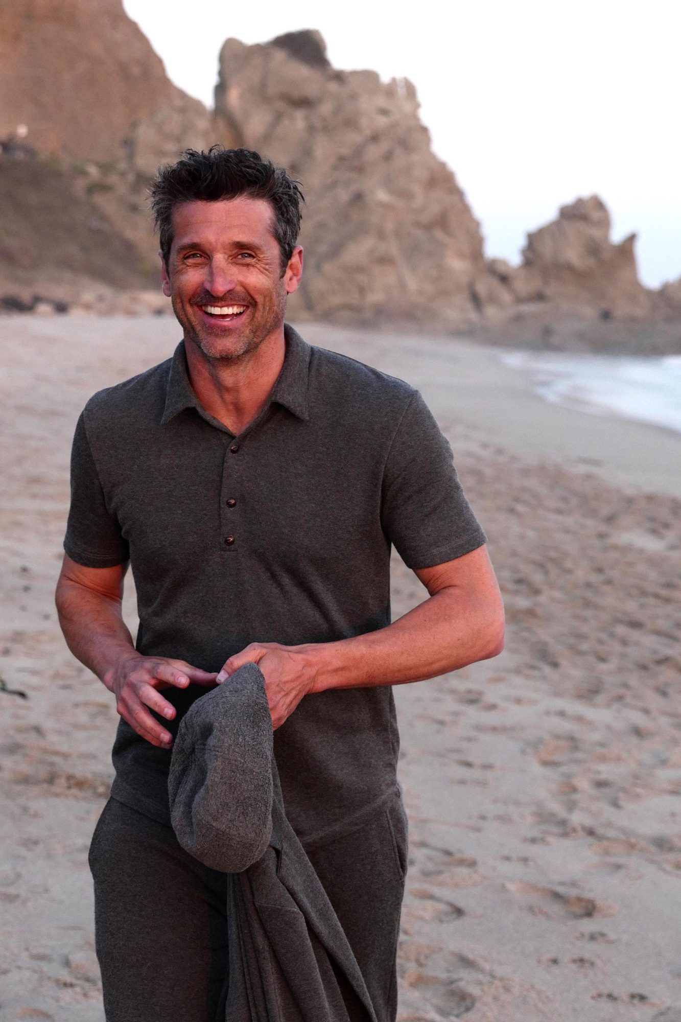 Bleusalt X Patrick Dempsey Collection Credit: Lyndie Benson