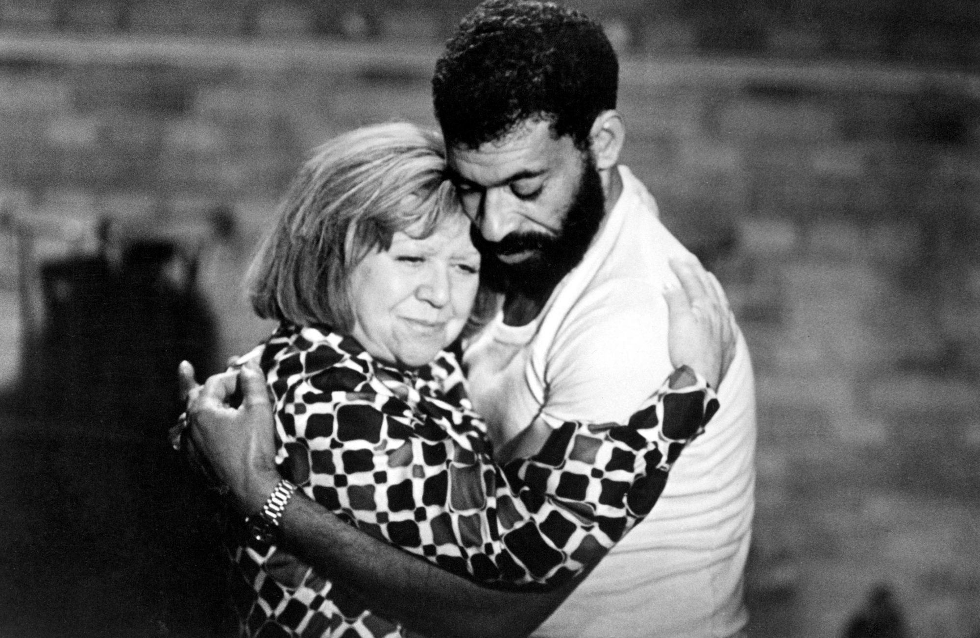 ALI: FEAR EATS THE SOUL, Brigitte Mira, El Hedi Ben Salem, 1974