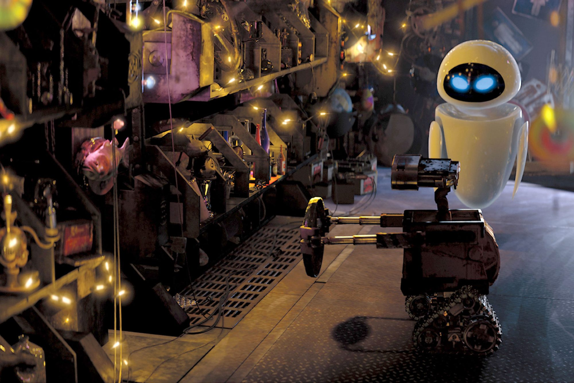 WALL-E, 2008. ©Walt Disney Studios Motion Pictures/courtesy Everett Collection