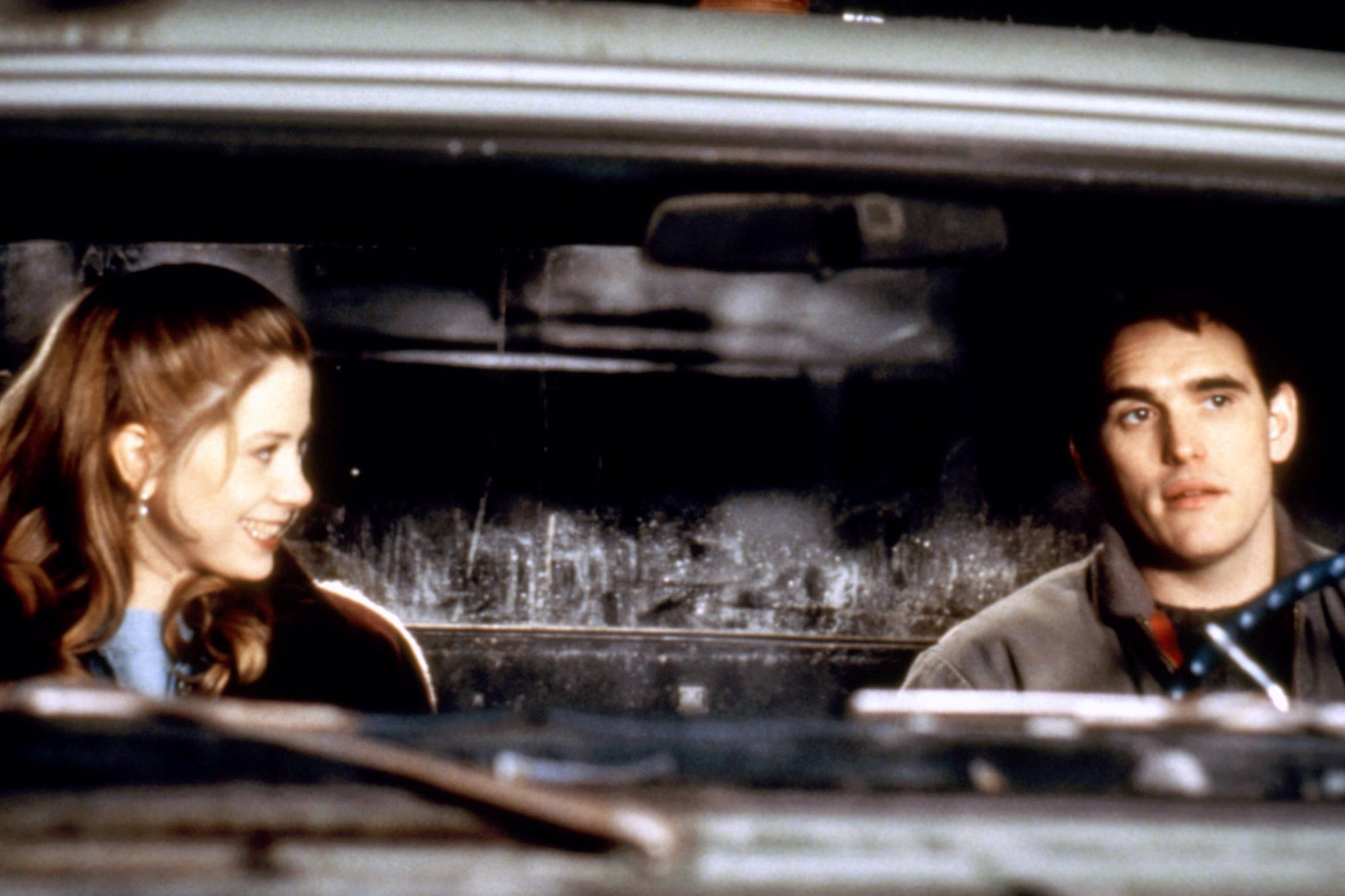 BEAUTIFUL GIRLS, Mira Sorvino, Matt Dillon, 1996, (c)Miramax/courtesy Everett Collection