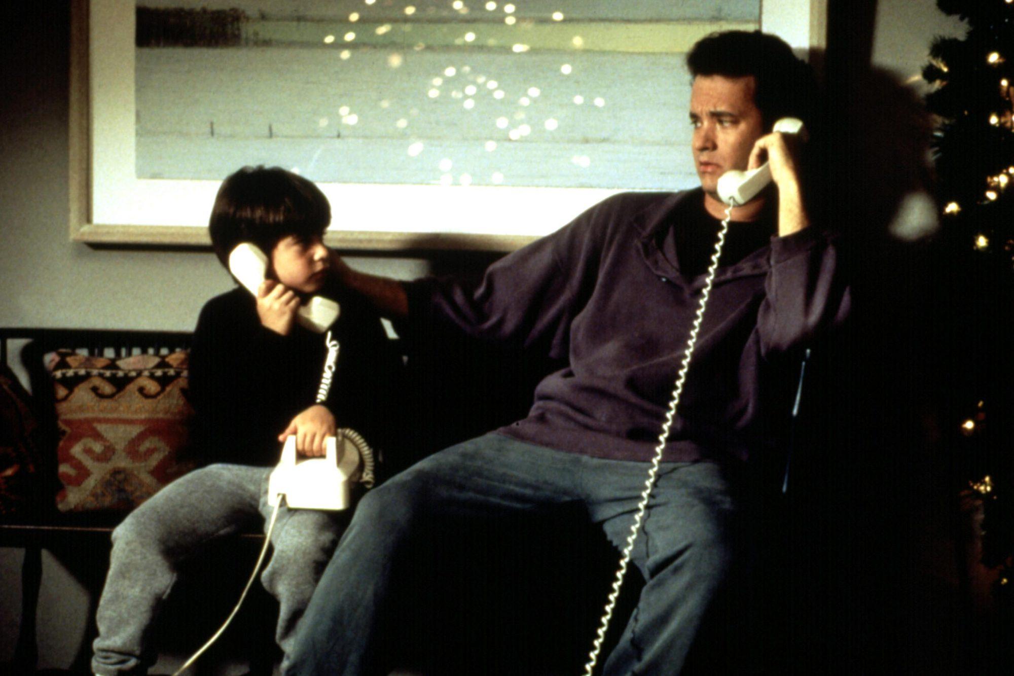 SLEEPLESS IN SEATTLE, Ross Malinger, Tom Hanks, 1993