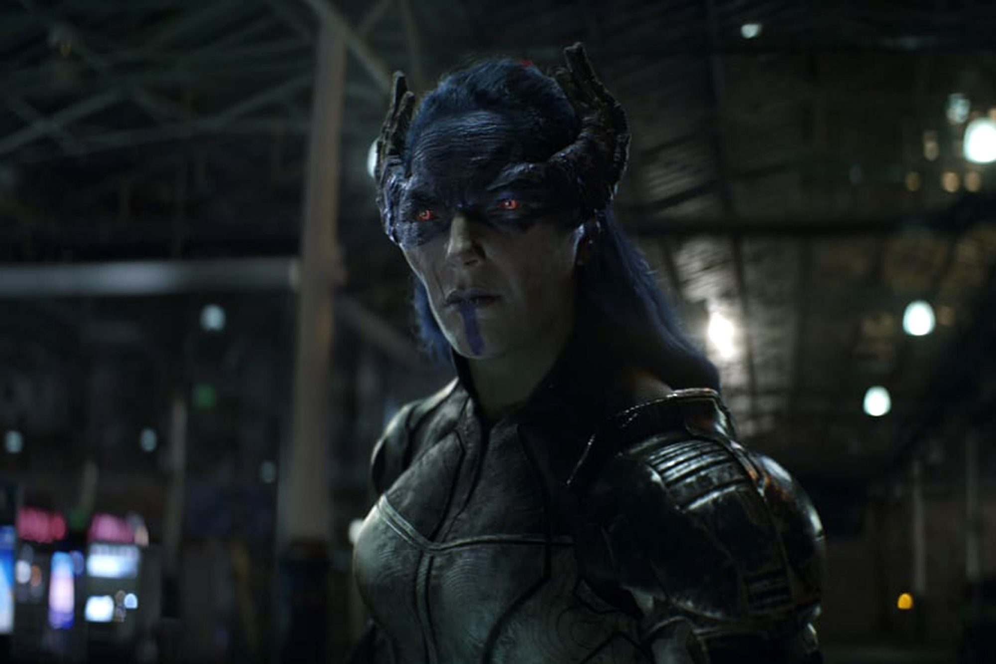 Proxima Midnight Infinity WarCredit: Marvel