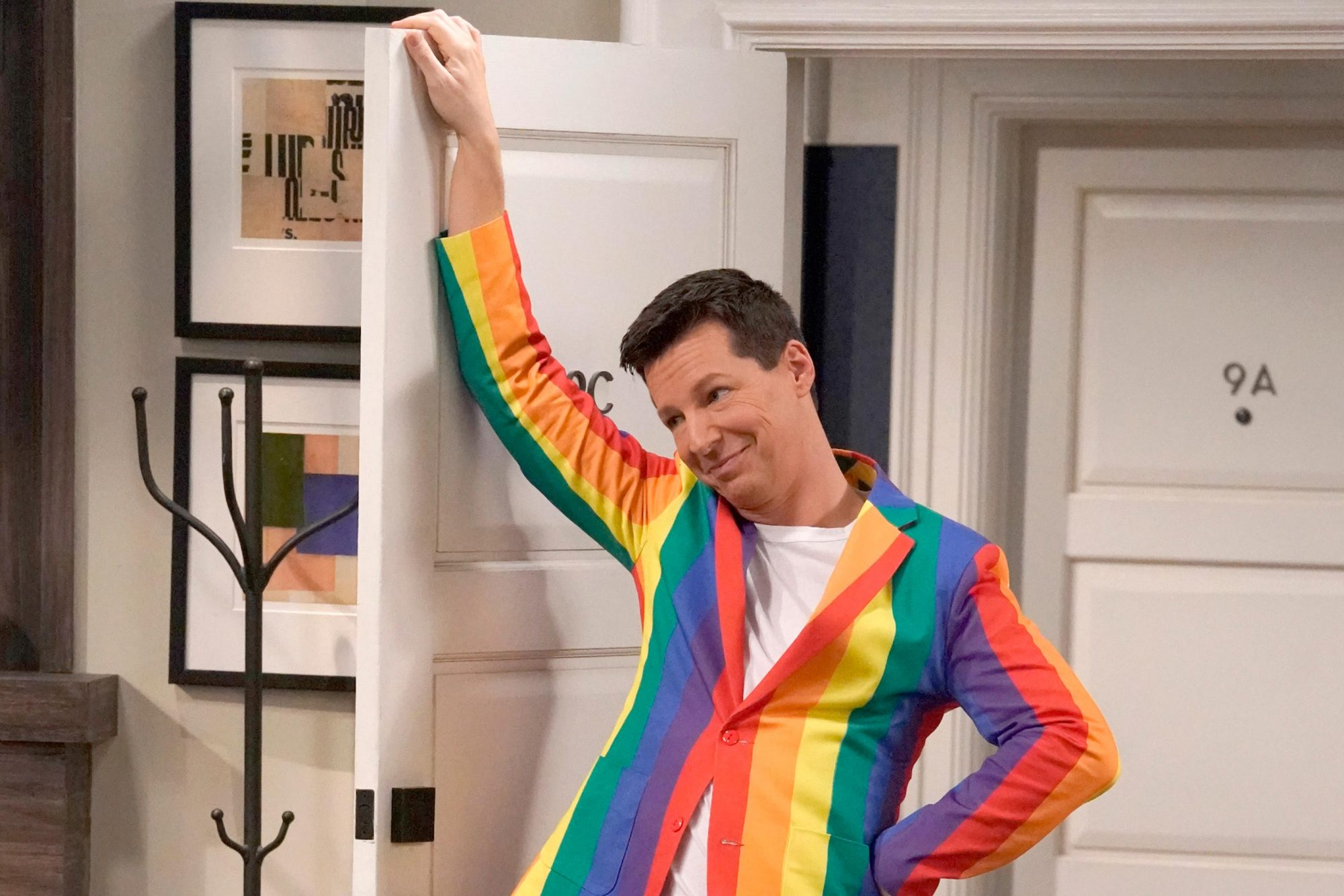 Sean Hayes - Will & Grace (NBC)