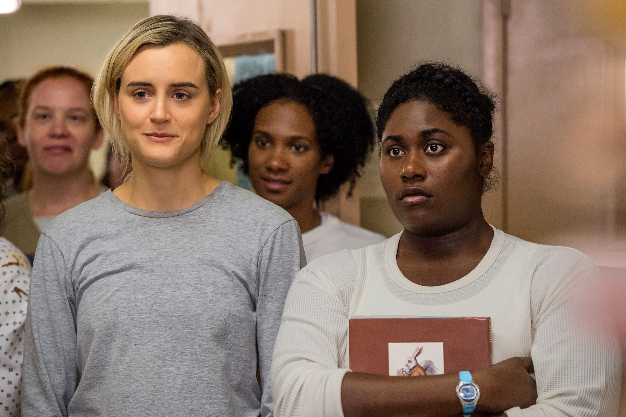 Orange Is The New Black Season 5Credit: Jojo Whilden/Netflix