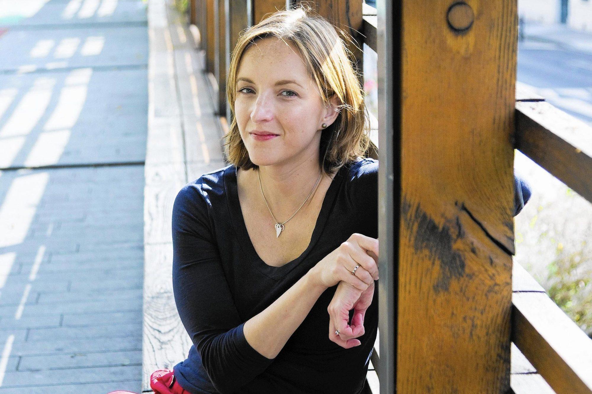 Rebecca Makkai author photo CR: Philippe Matsas