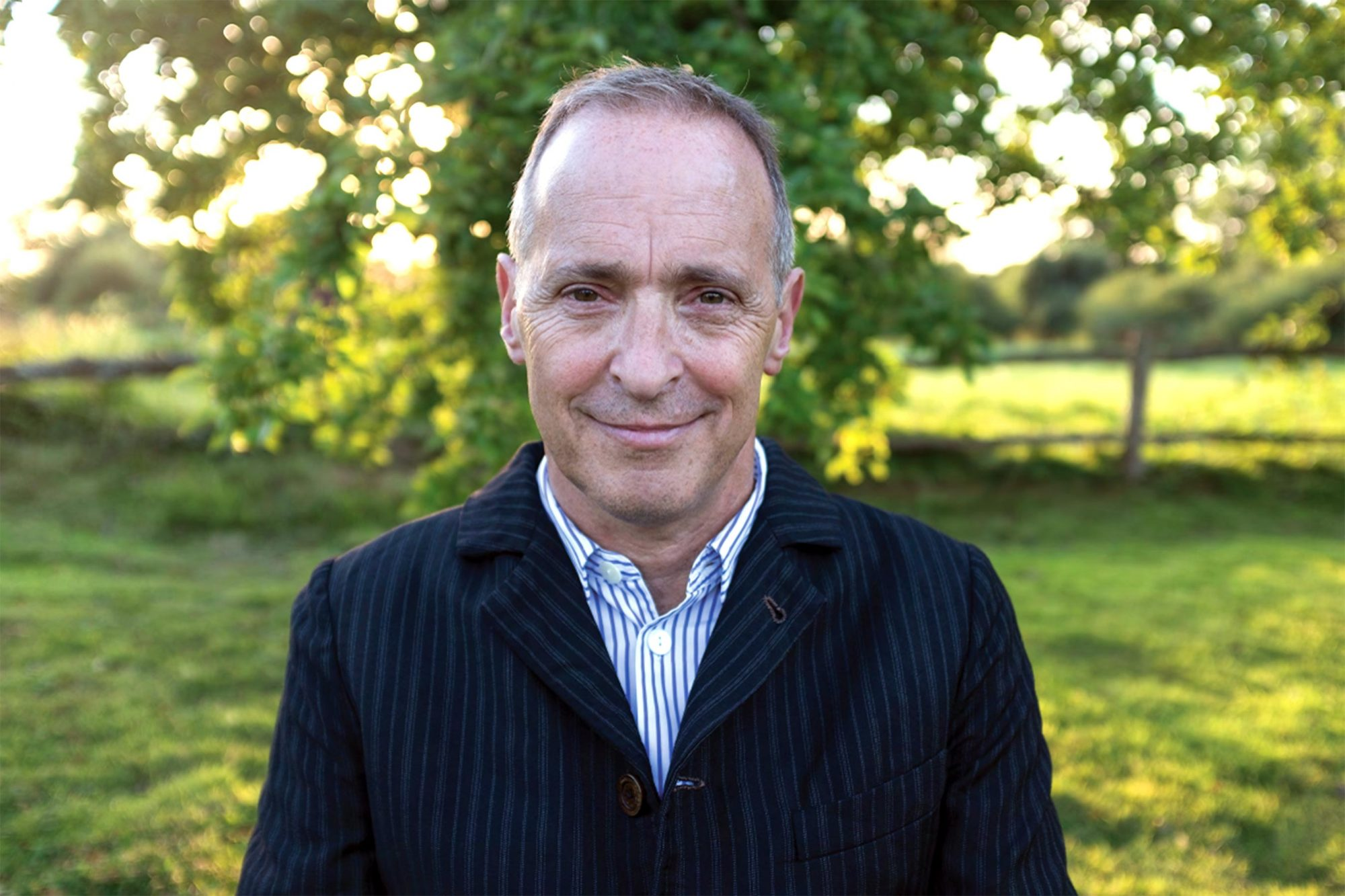 David Sedaris author photo Credit Ingrid Christie