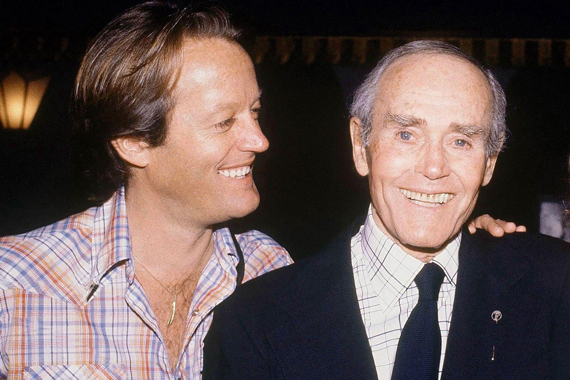Henry Fonda, LOS ANGELES, USA