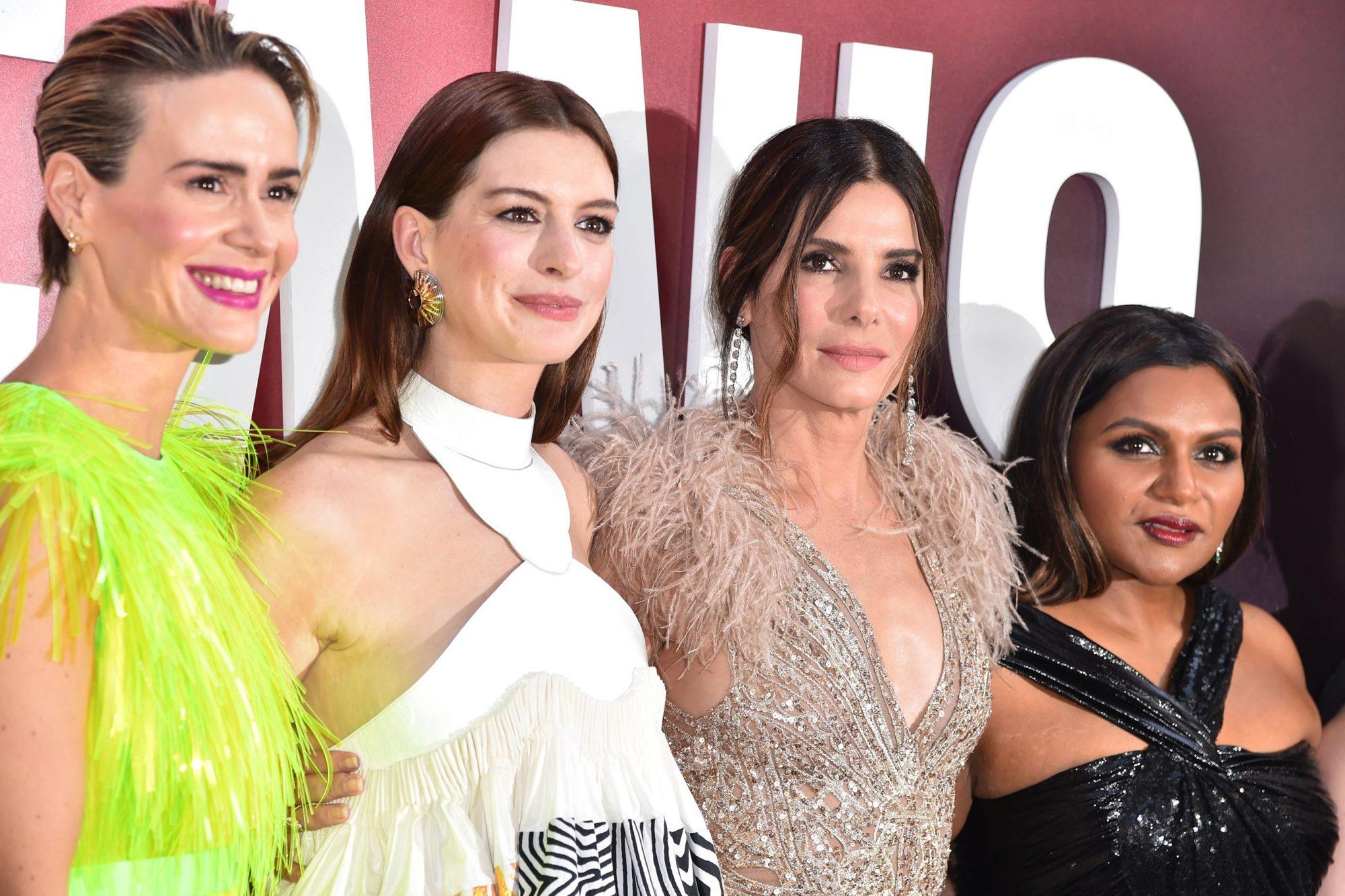'Ocean's 8' film premiere, Arrivals, New York, USA - 05 Jun 2018