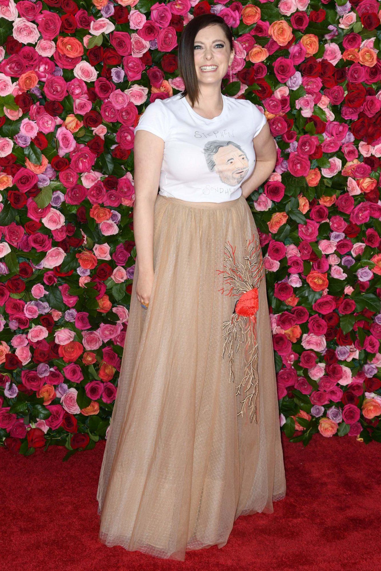 72nd Annual Tony Awards, Arrivals, New York, USA - 10 Jun 2018