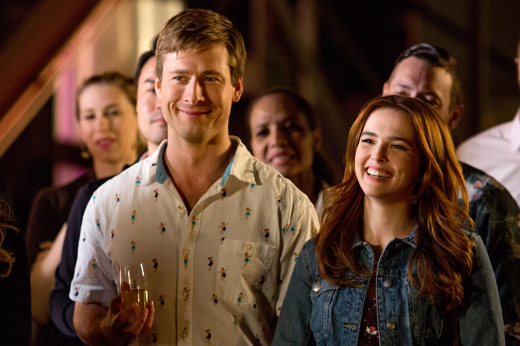 Set It UpPICTUREDGlen Powell, Zoey DeutchCREDITKC Baily/Netflix