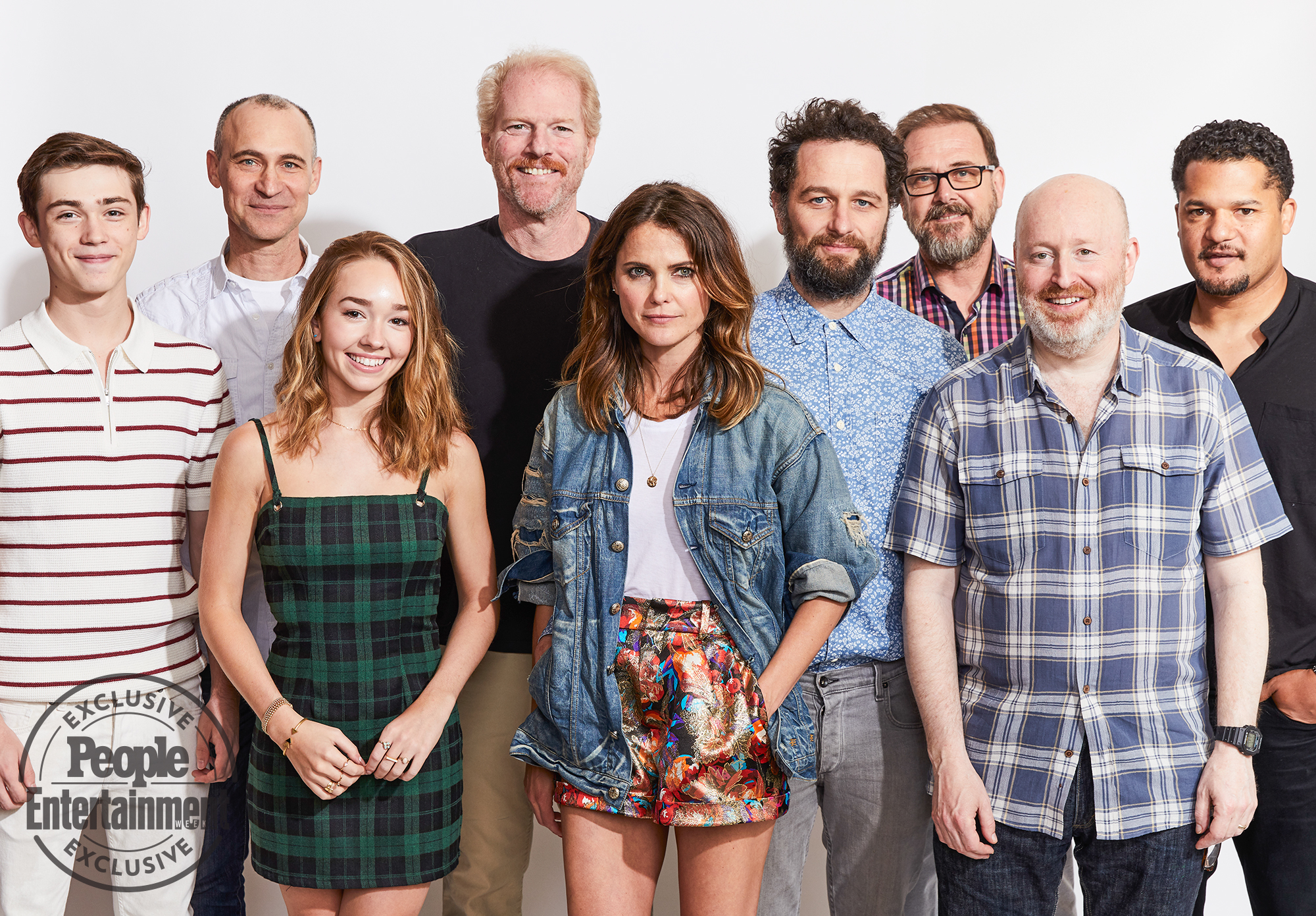 Joel Fields, Joe Weisberg, Chris Long, Keri Russell, Matthew Rhys, Noah Emmerich, Holly Taylor, Keidrich Sellati, Brandon J. Dirden