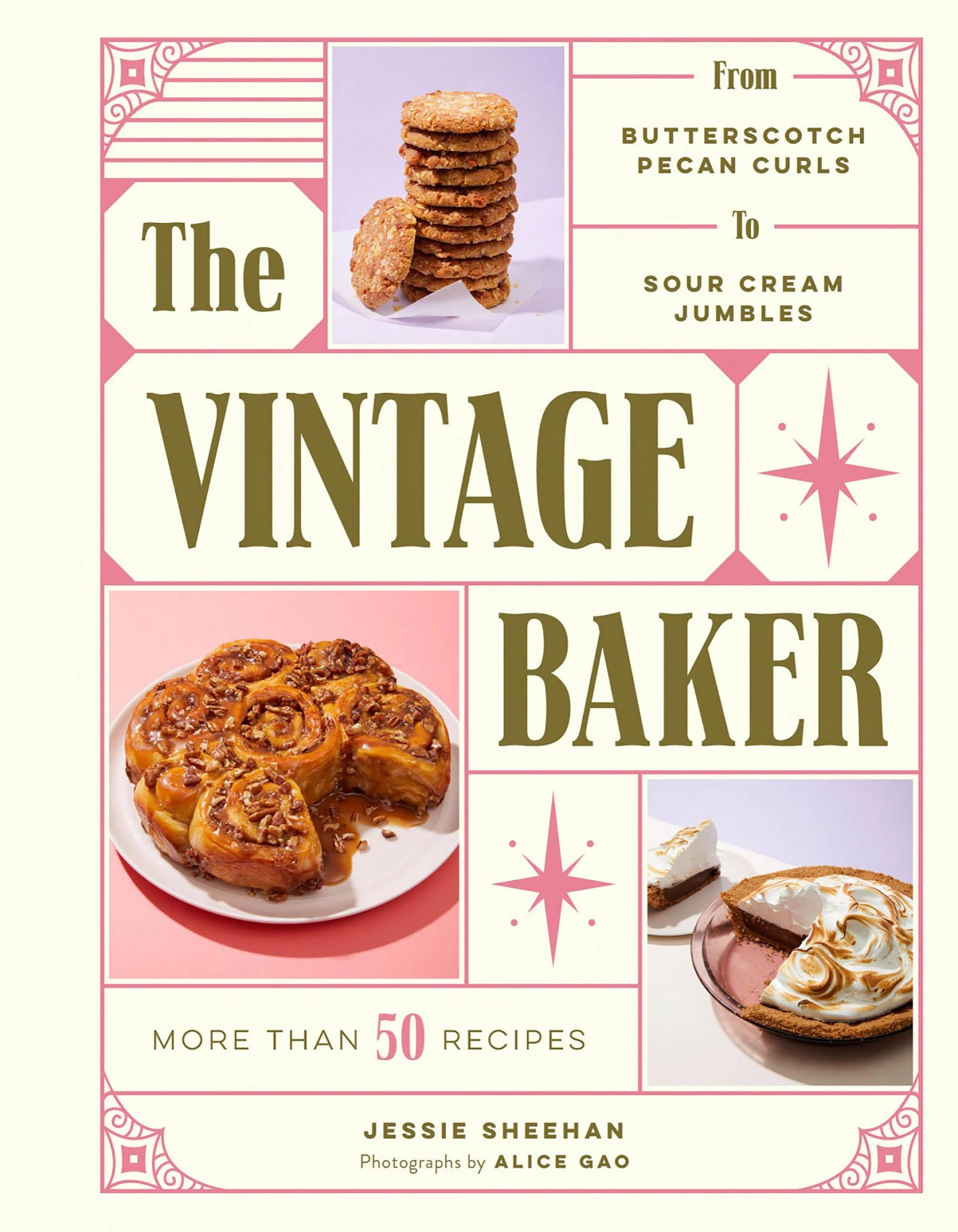 The Vintage Baker, by Jessie Sheehan