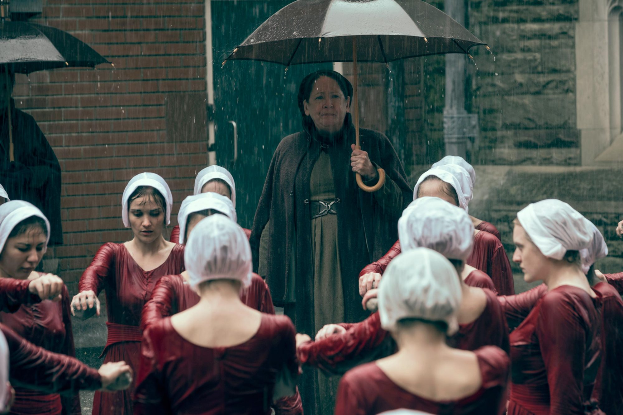 Kristen's No. 5: The Handmaid's Tale