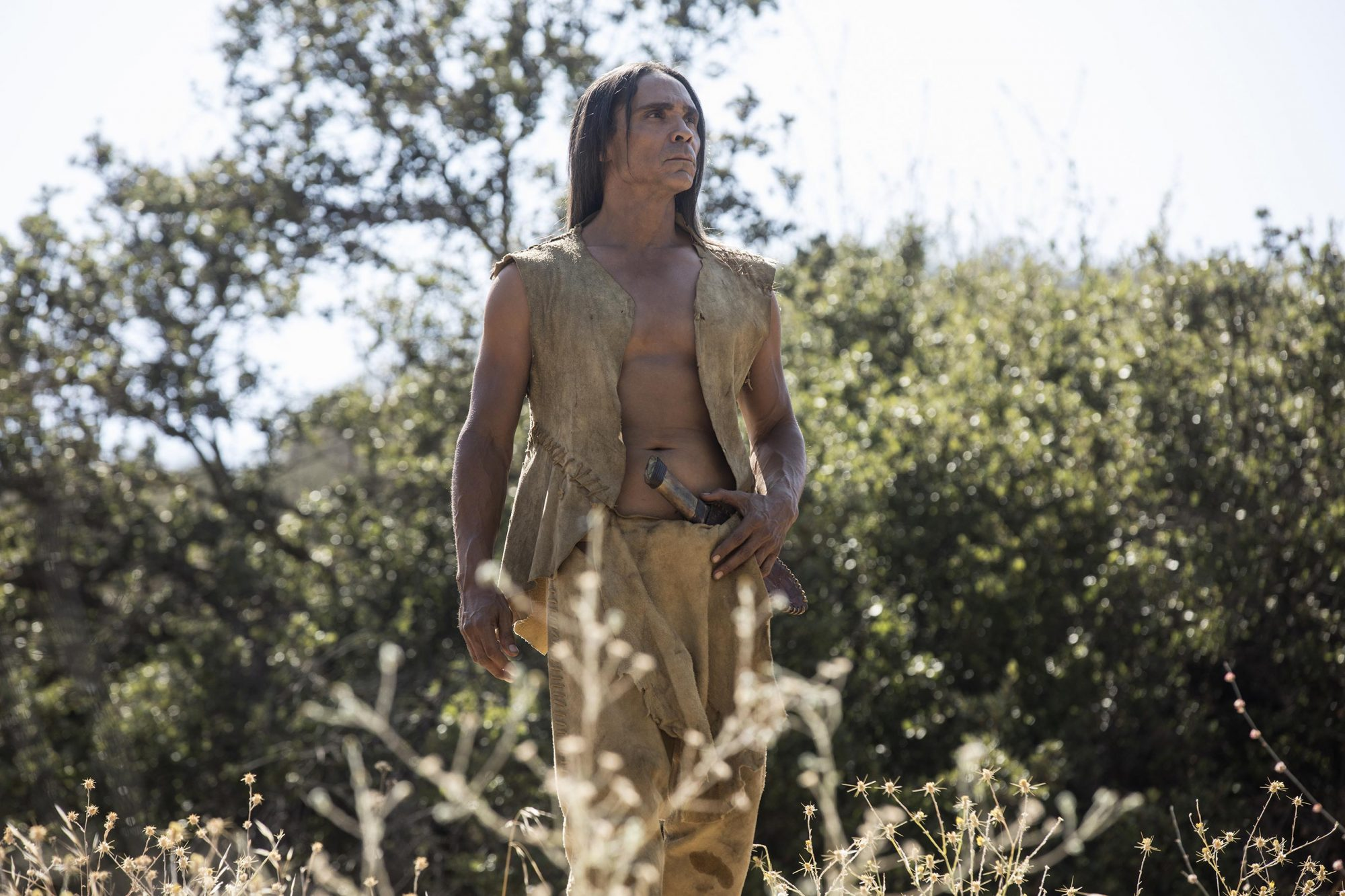 Westworld Season 2, Episode 8Zahn McClarnon.photo: John P. Johnson/HBO