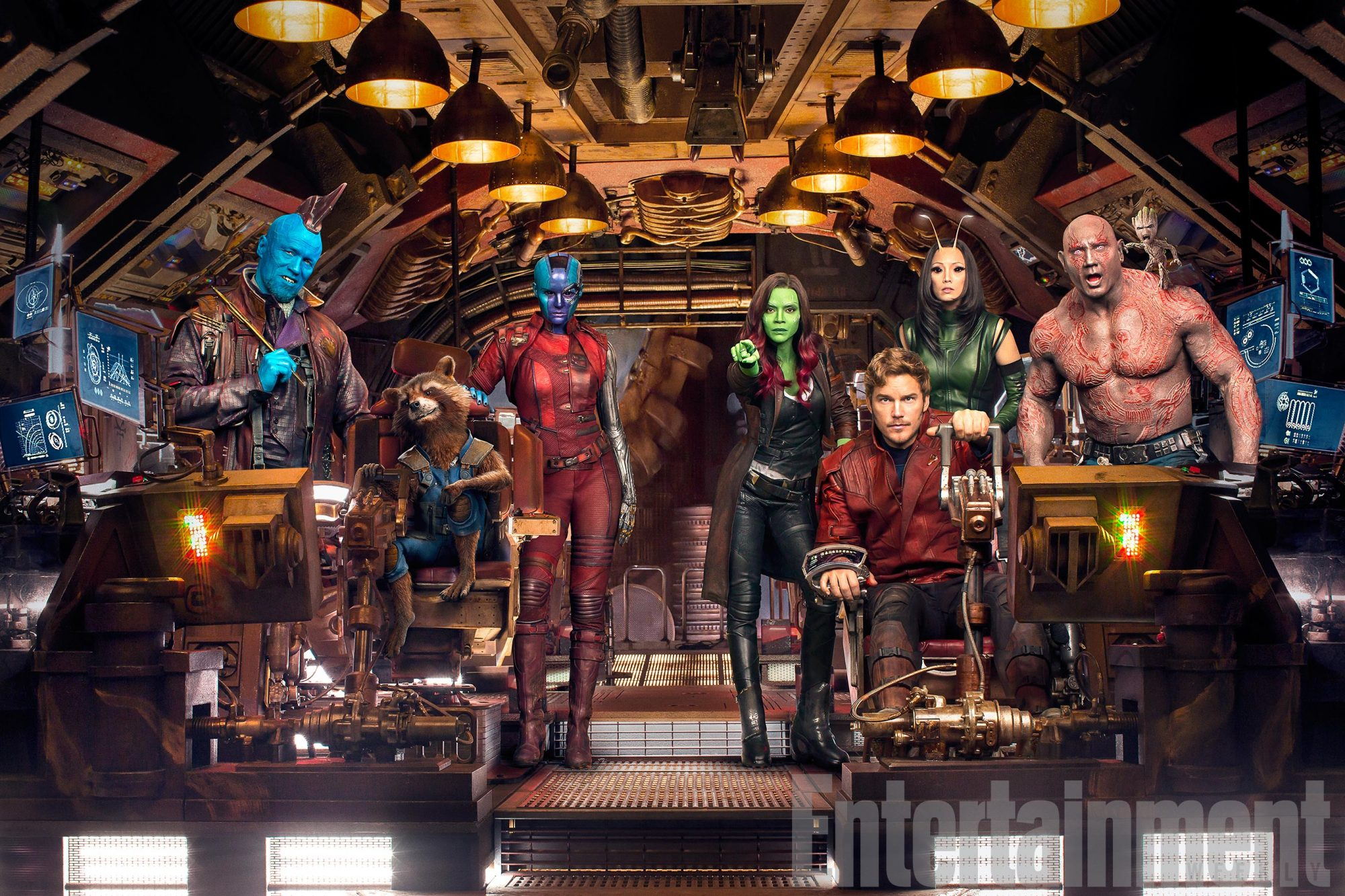 Guardians of the Galaxy Exclusive