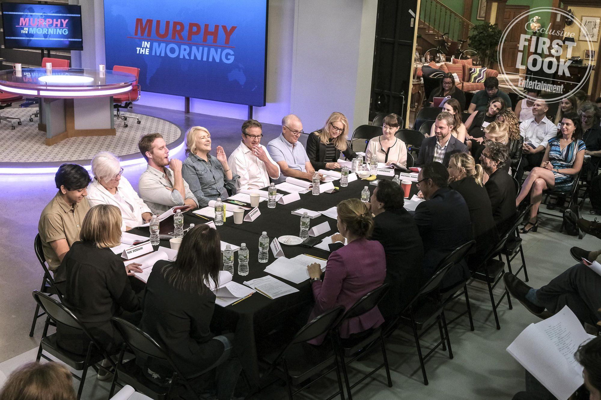 Murphy Brown Table Read