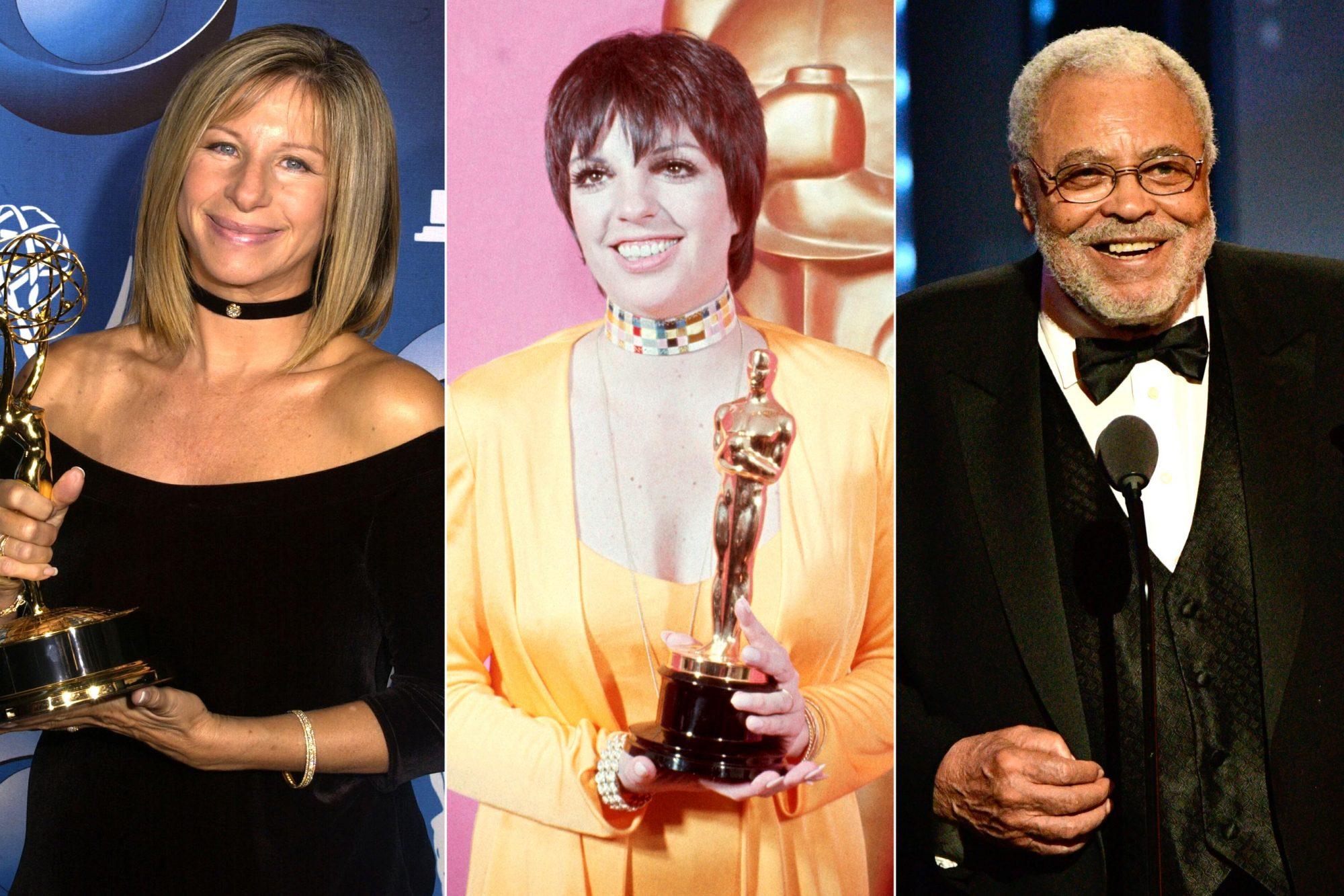 Barbra-Streisand,-Liza-Minnelli,-and-James-Earl-Jones