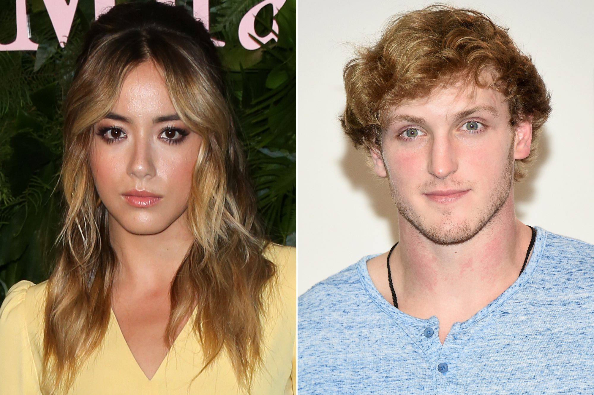 Chloe-Bennet-Logan-Paul