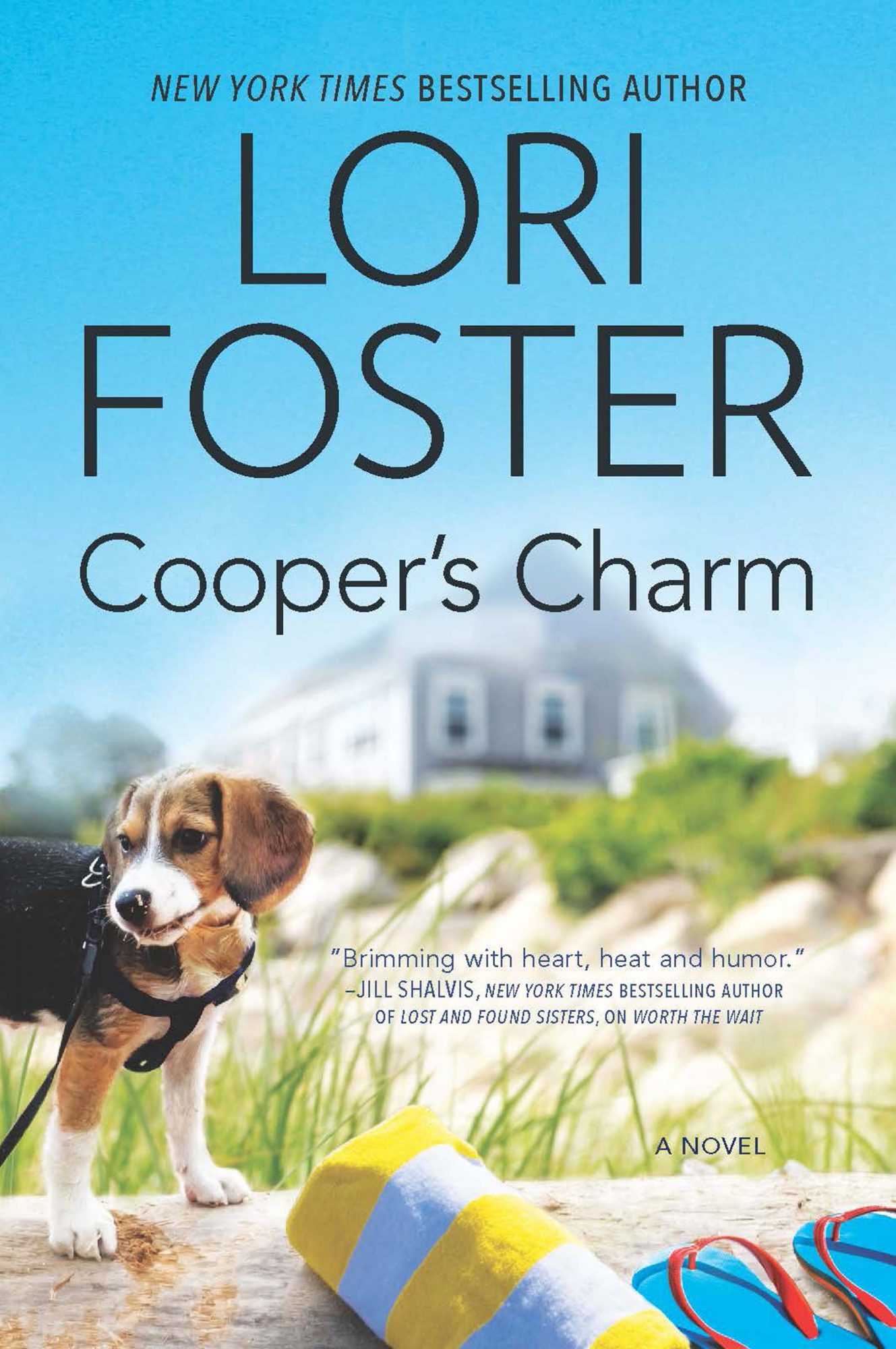 cover_Lori Foster_COOPER'S CHARM