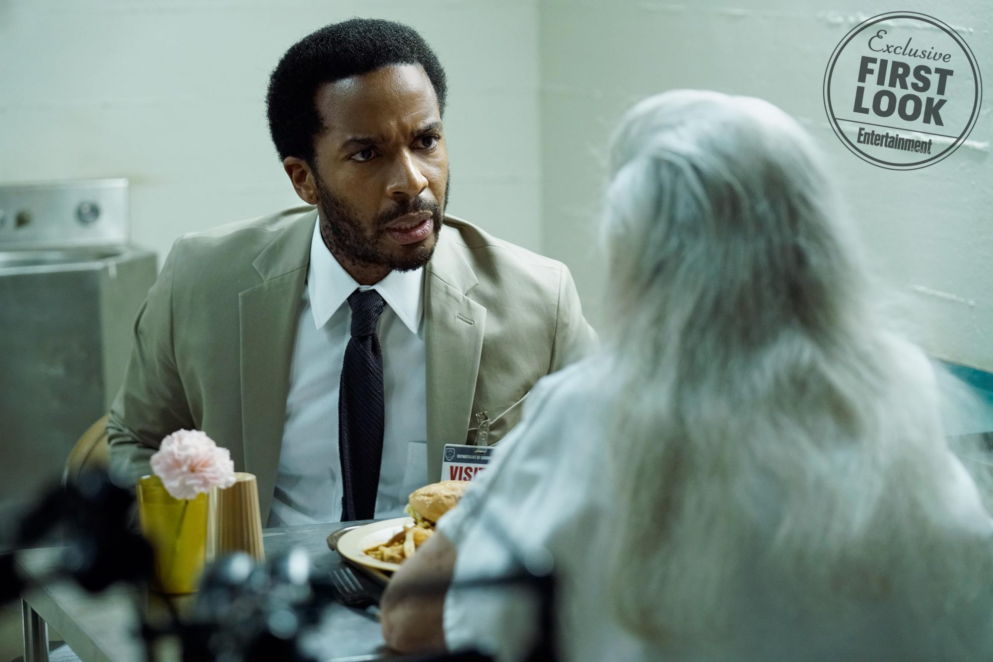 Castle RockPictured: Andre Holland