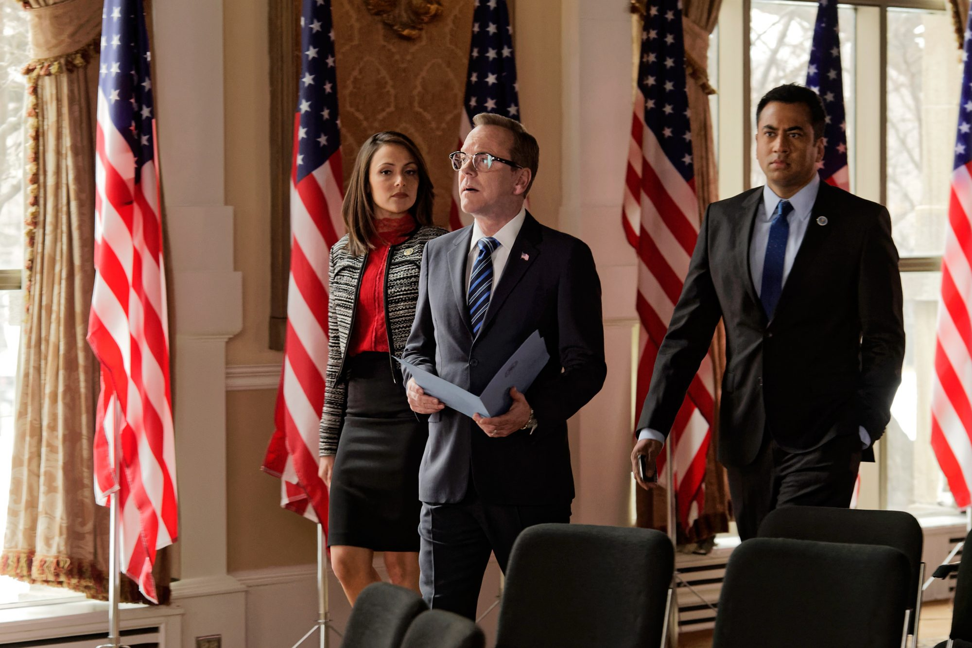 RECAP 4/5/17: Designated Survivor