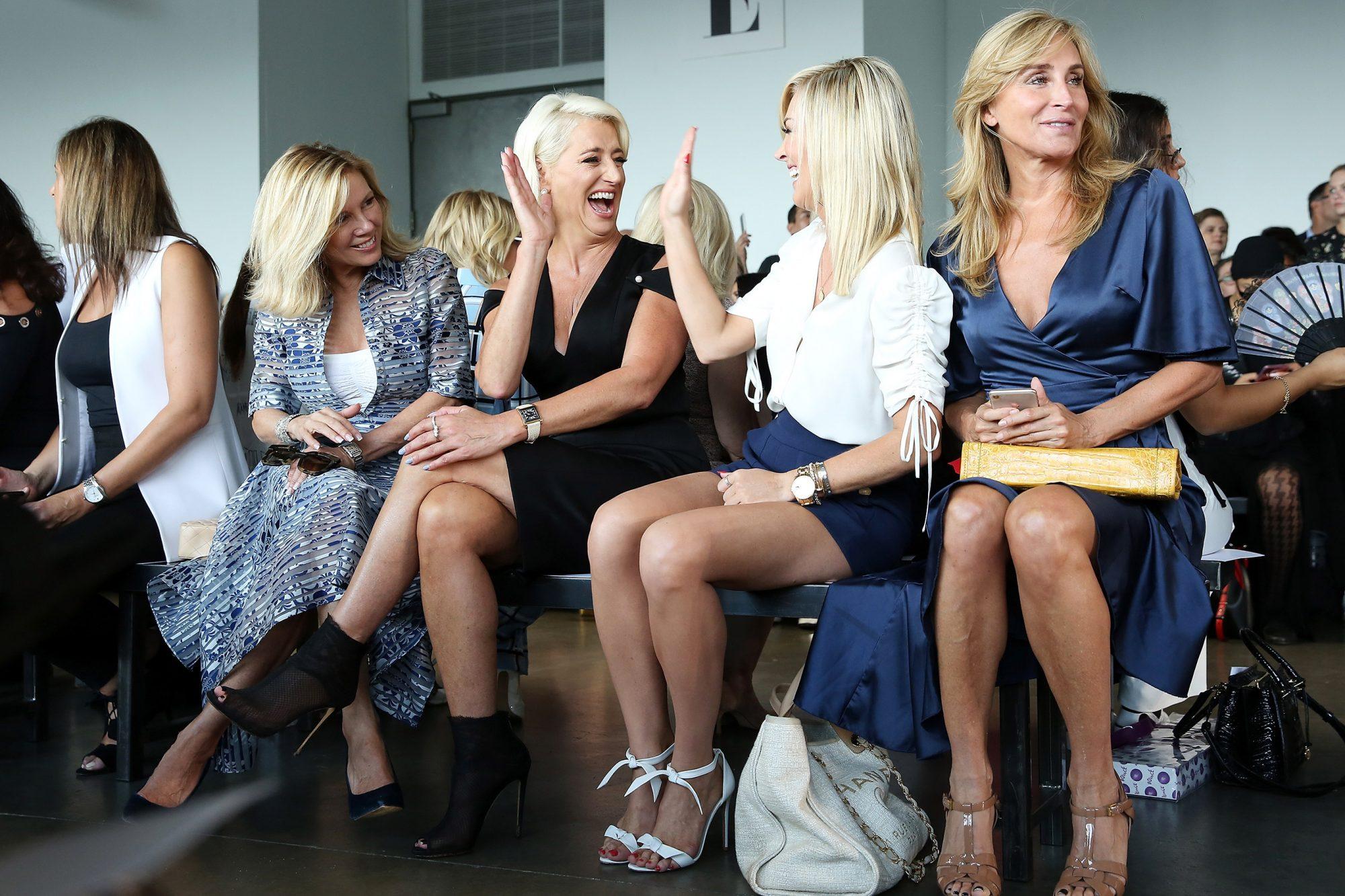Pamella Roland - Front Row - September 2018 - New York Fashion Week