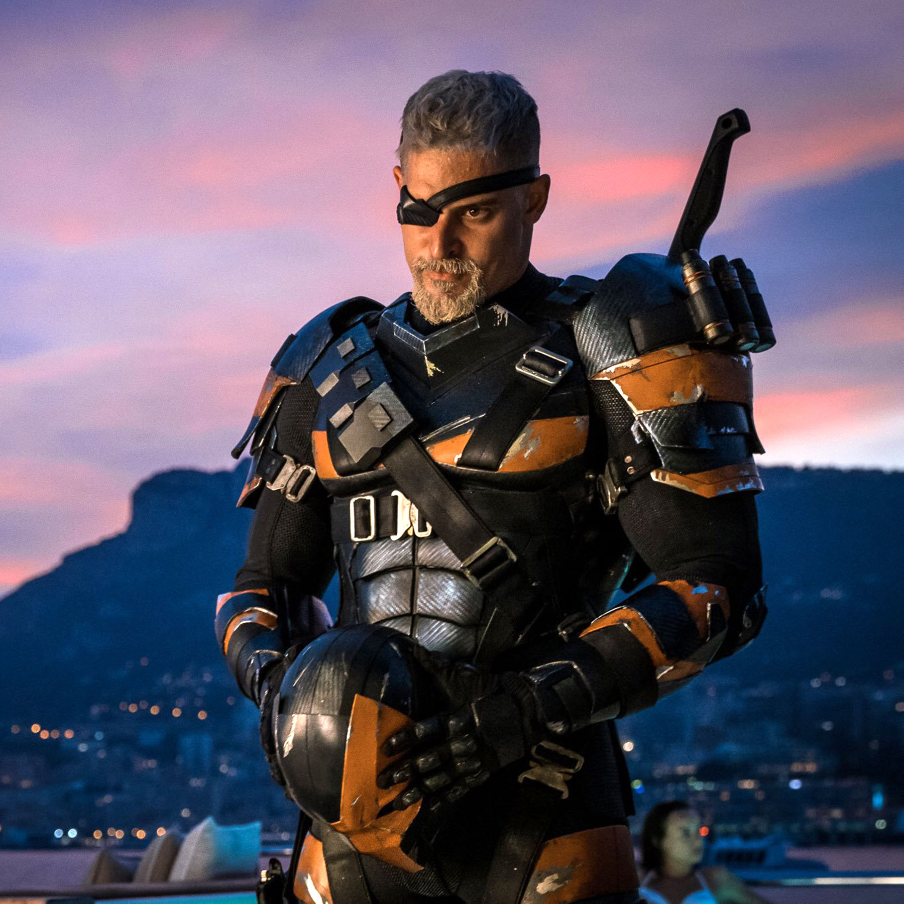 Joe Manganiello says Deathstroke return after Justice League still in the  works | EW.com