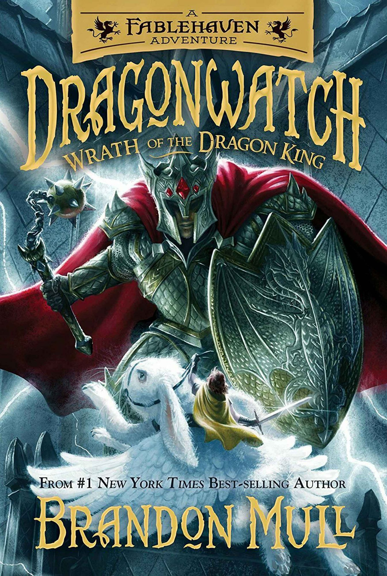 Dragonwatch Wrath of the Dragon KingBrandon Mull