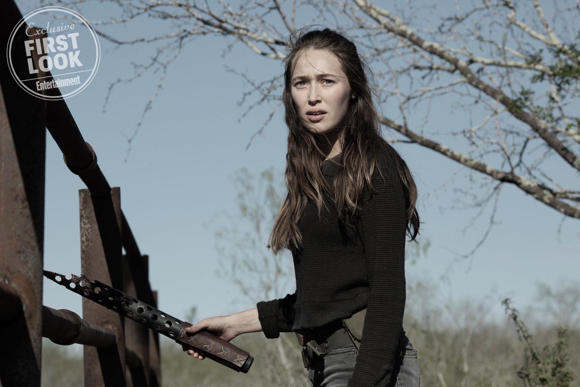 Fear the Walking DeadAlycia Debnam-Carey