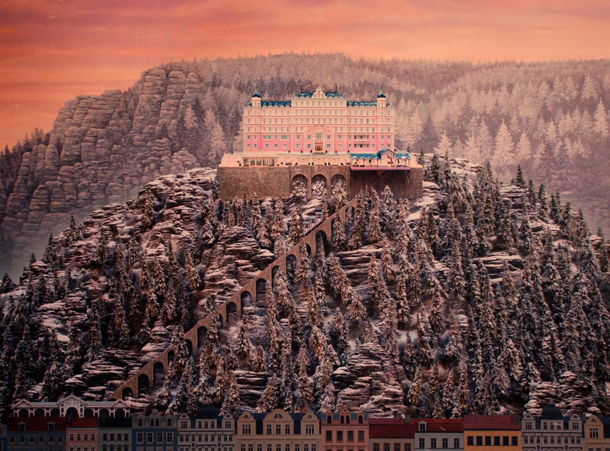The Grand Budapest Hotel (2014)CR: Fox Searchlight